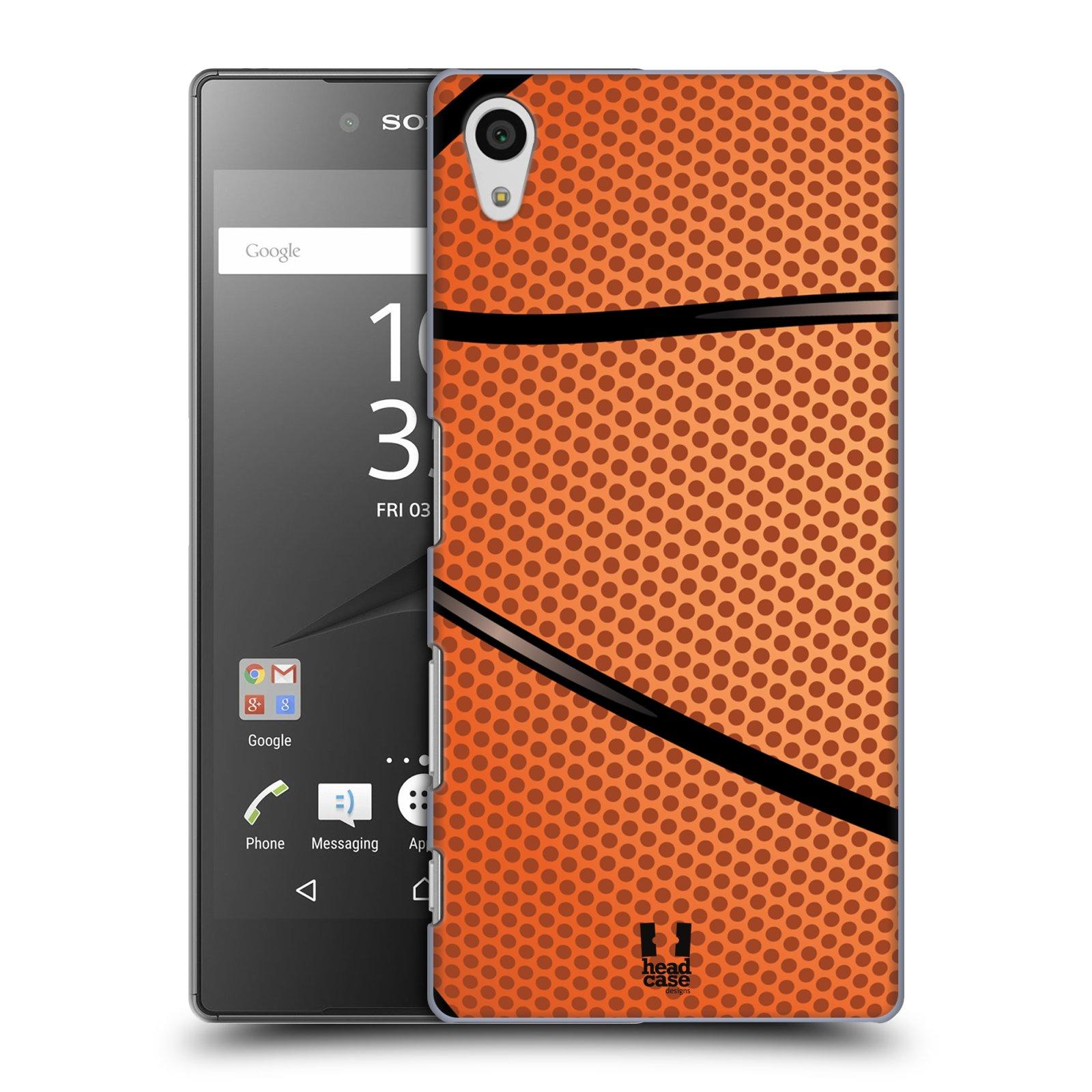 Plastové pouzdro na mobil Sony Xperia Z5 HEAD CASE BASKEŤÁK (Kryt či obal na mobilní telefon Sony Xperia Z5 E6653)