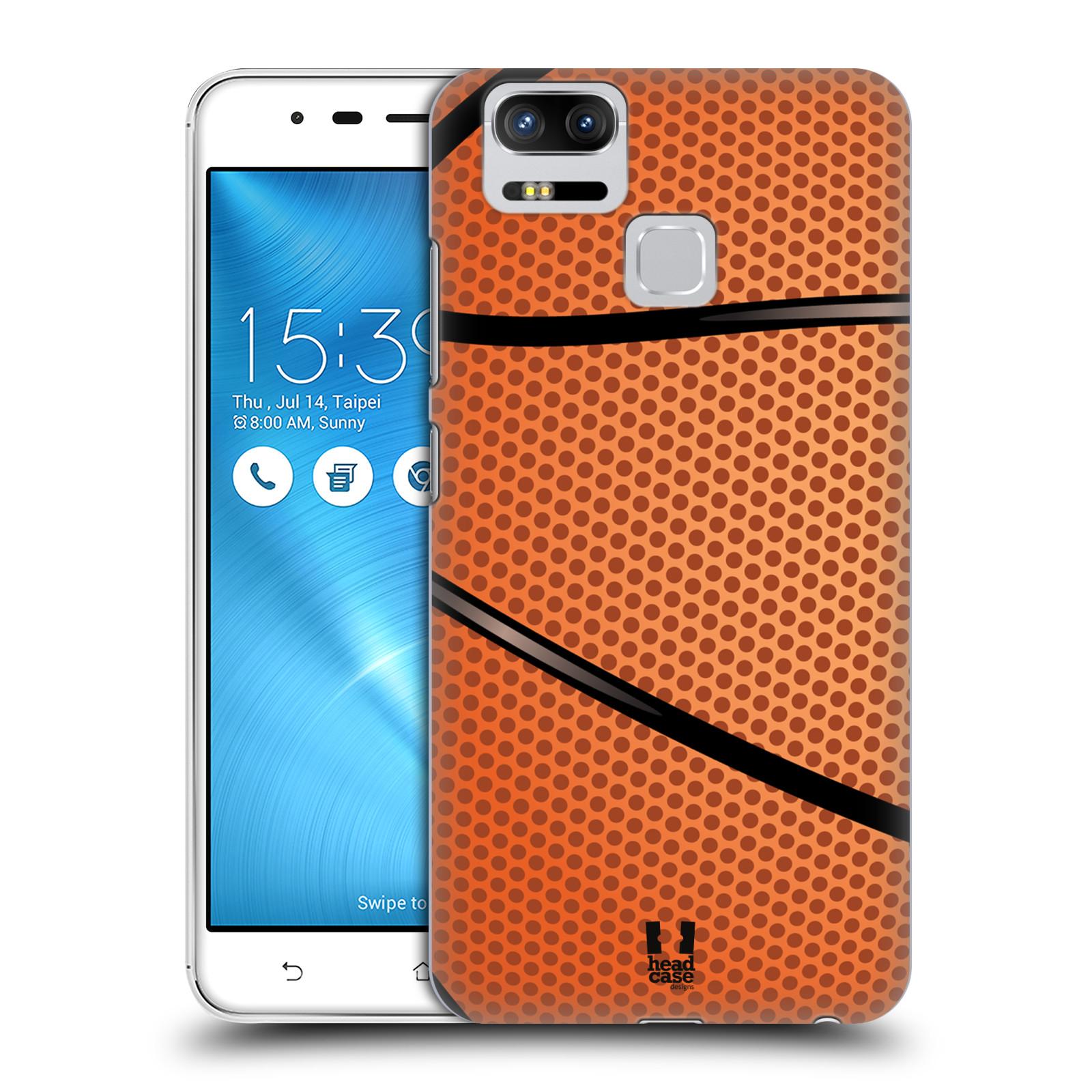 Plastové pouzdro na mobil Asus ZenFone 3 ZOOM ZE553KL - Head Case - BASKEŤÁK (Plastový kryt či obal na mobilní telefon Asus ZenFone 3 ZOOM ZE553KL s motivem BASKEŤÁK)