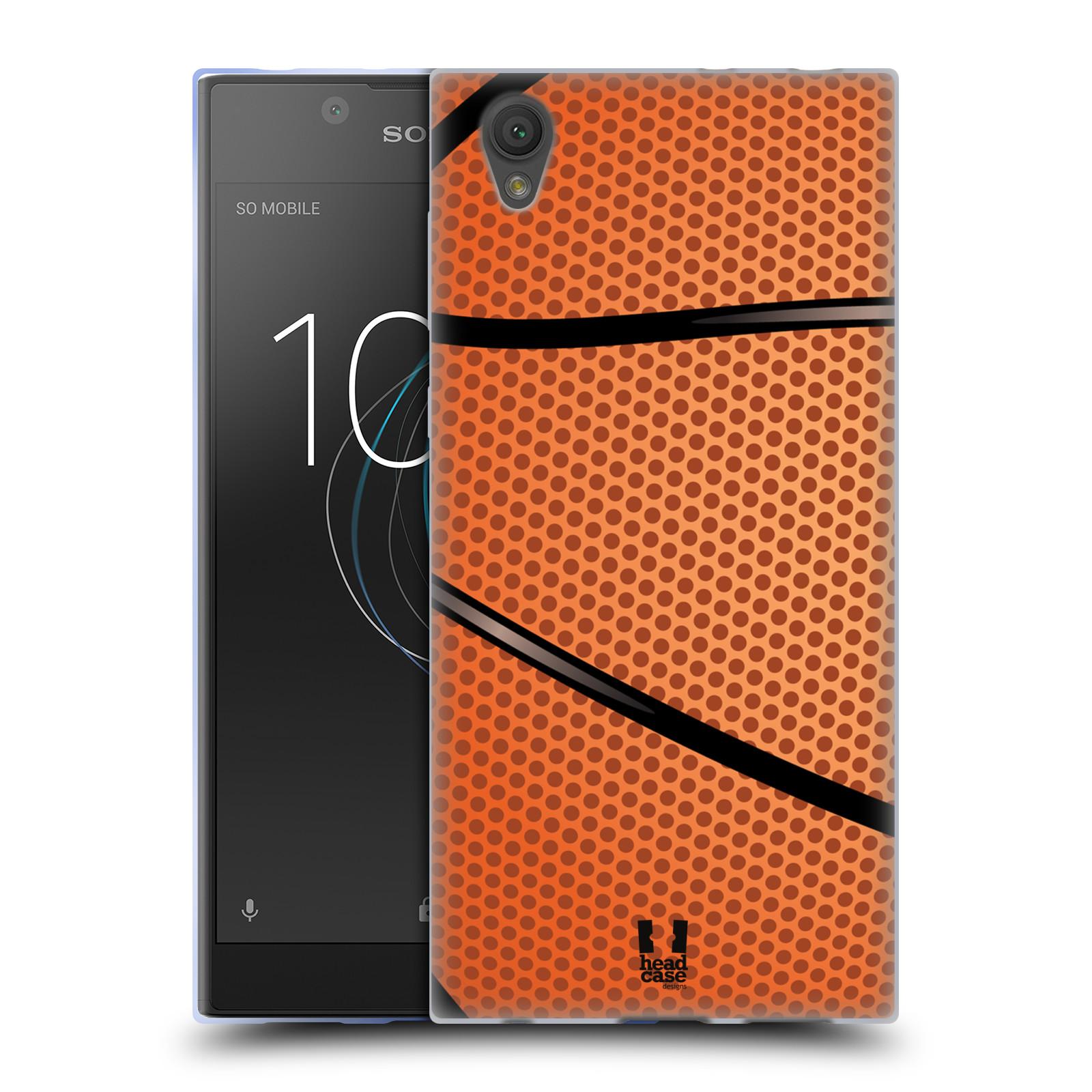 Silikonové pouzdro na mobil Sony Xperia L1 - Head Case - BASKEŤÁK