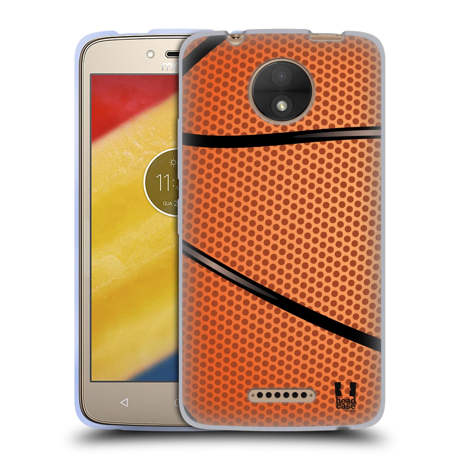 Silikonové pouzdro na mobil Lenovo Moto C - Head Case - BASKEŤÁK