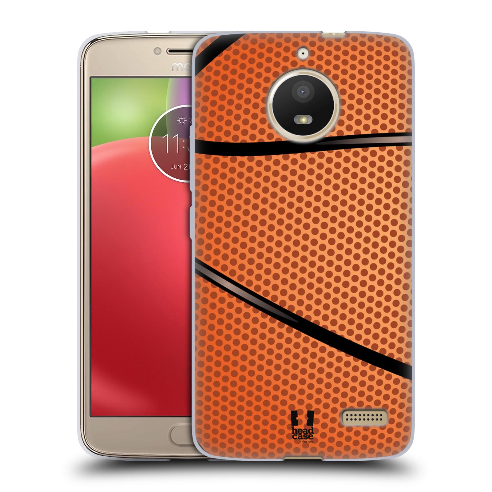 Silikonové pouzdro na mobil Lenovo Moto E4 - Head Case - BASKEŤÁK