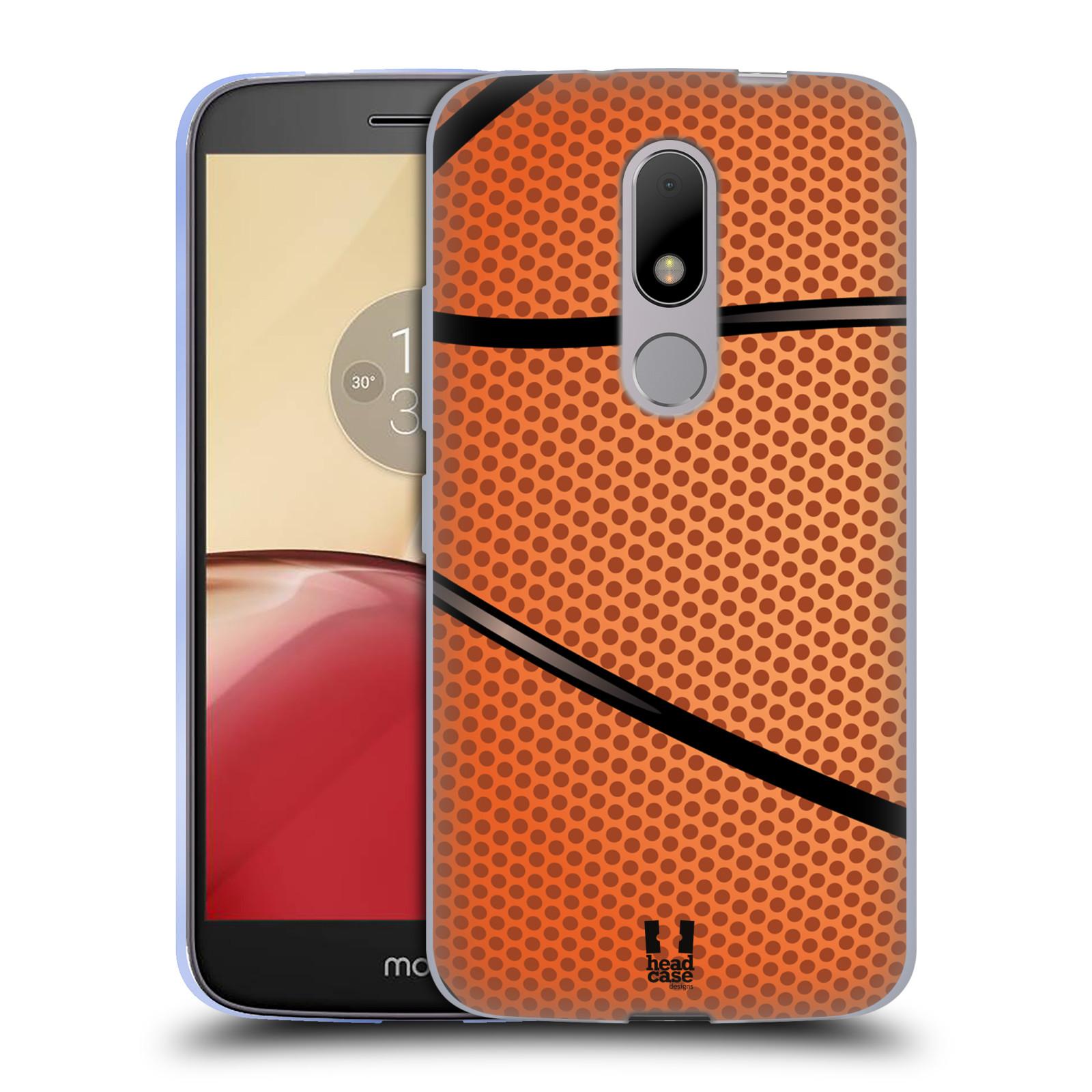 Silikonové pouzdro na mobil Lenovo Moto M - Head Case BASKEŤÁK