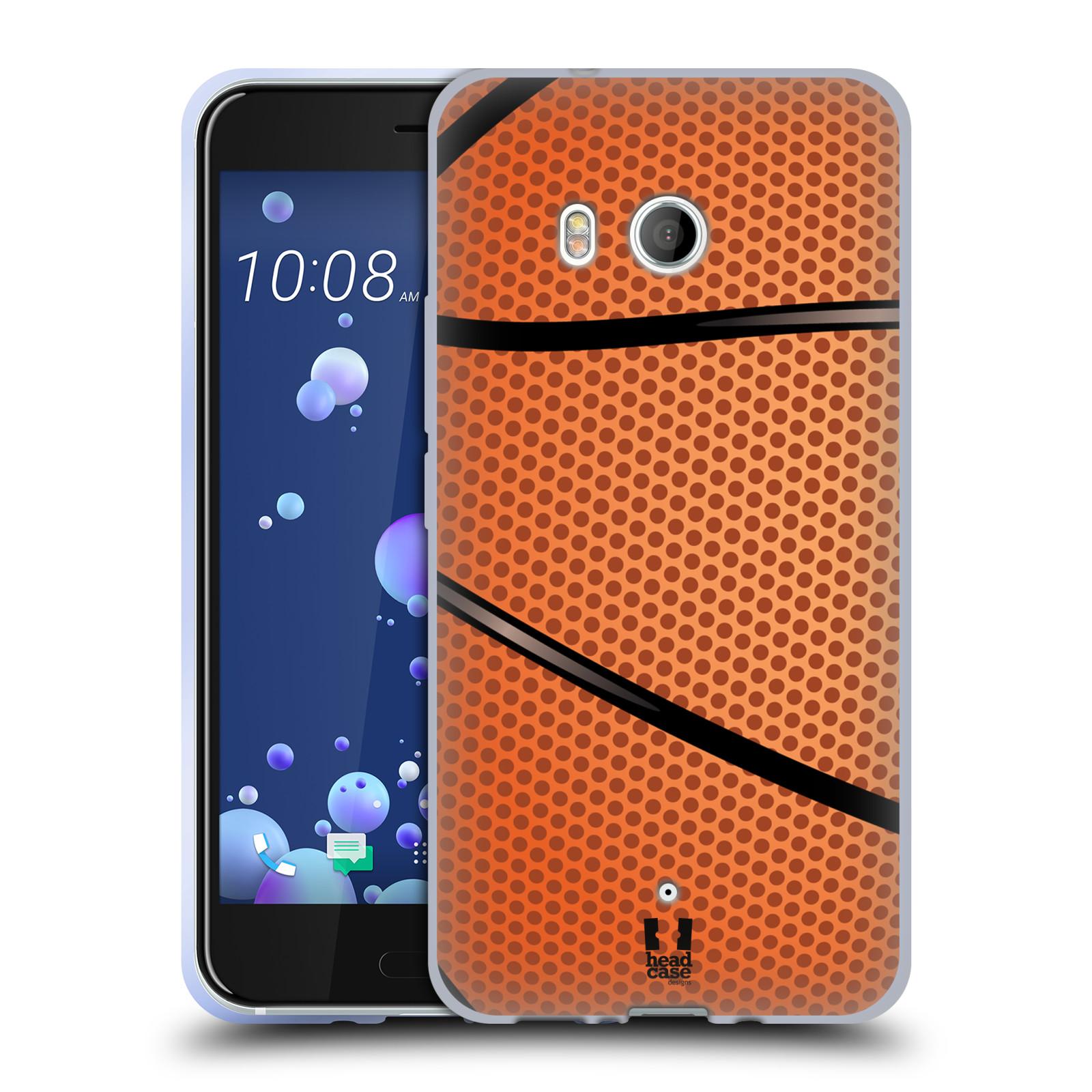 Silikonové pouzdro na mobil HTC U11 - Head Case - BASKEŤÁK