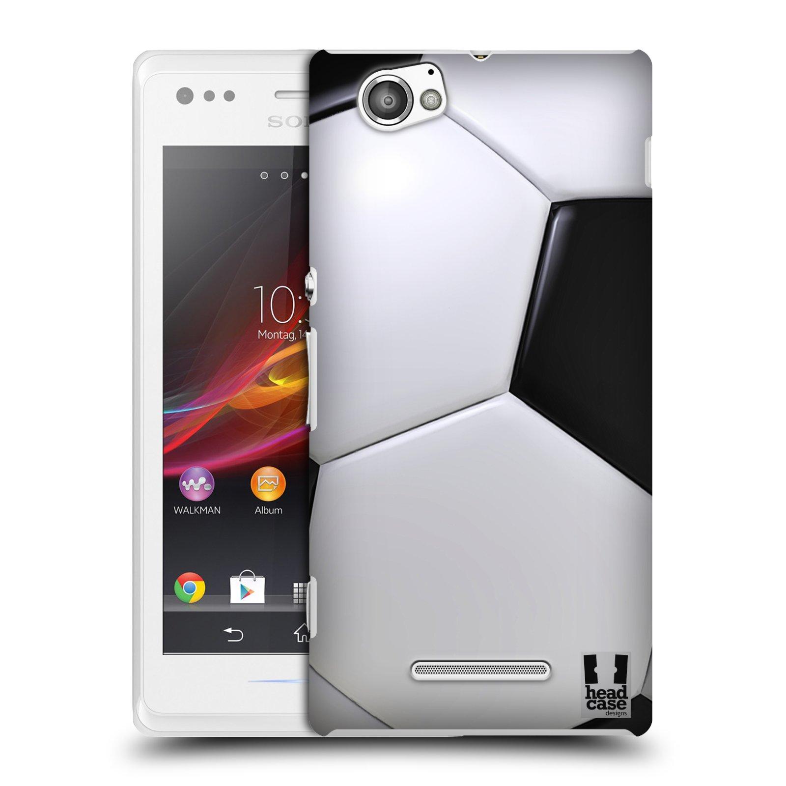 Plastové pouzdro na mobil Sony Xperia M C1905 HEAD CASE KOPAČÁK