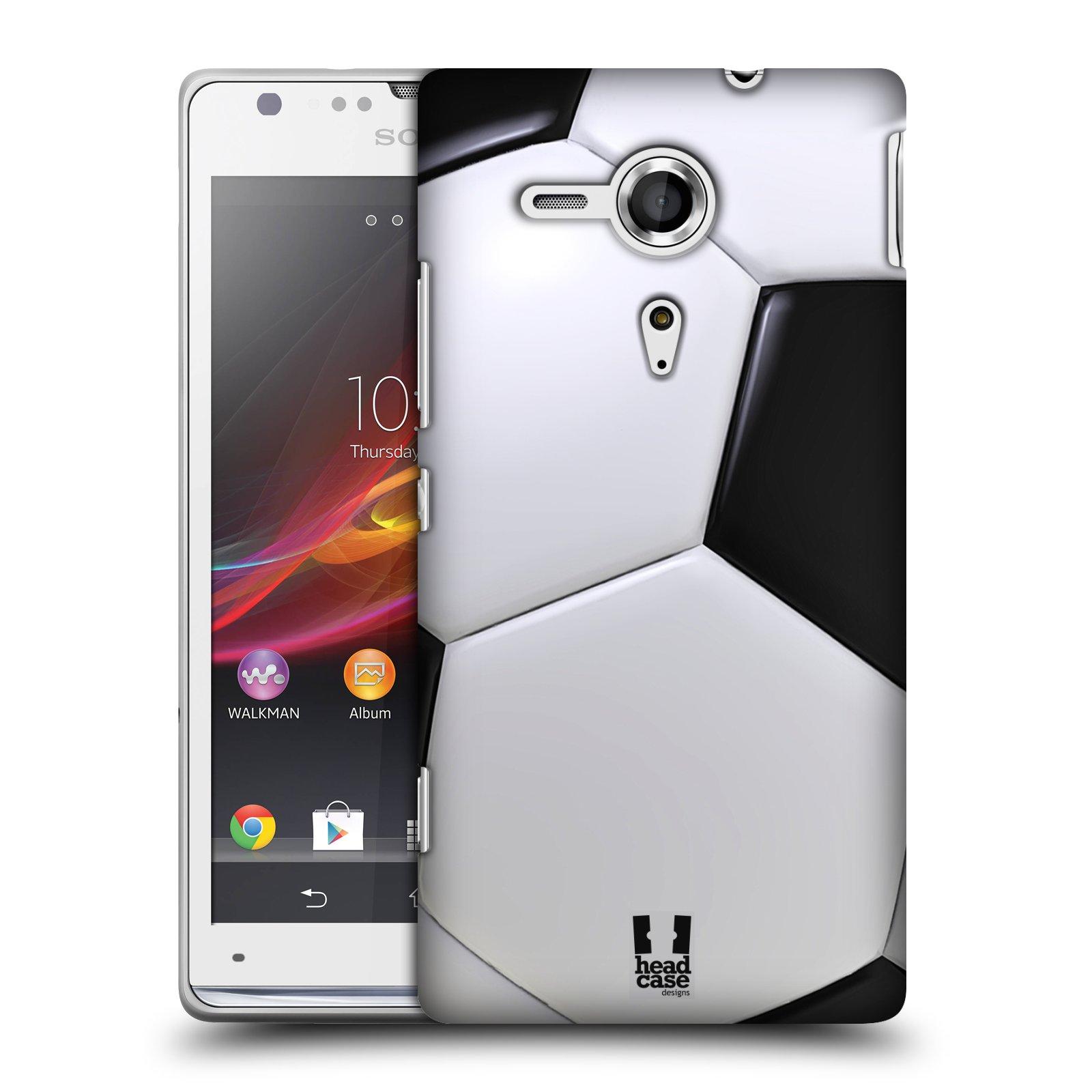 Plastové pouzdro na mobil Sony Xperia SP C5303 HEAD CASE KOPAČÁK (Kryt či obal na mobilní telefon Sony Xperia SP )