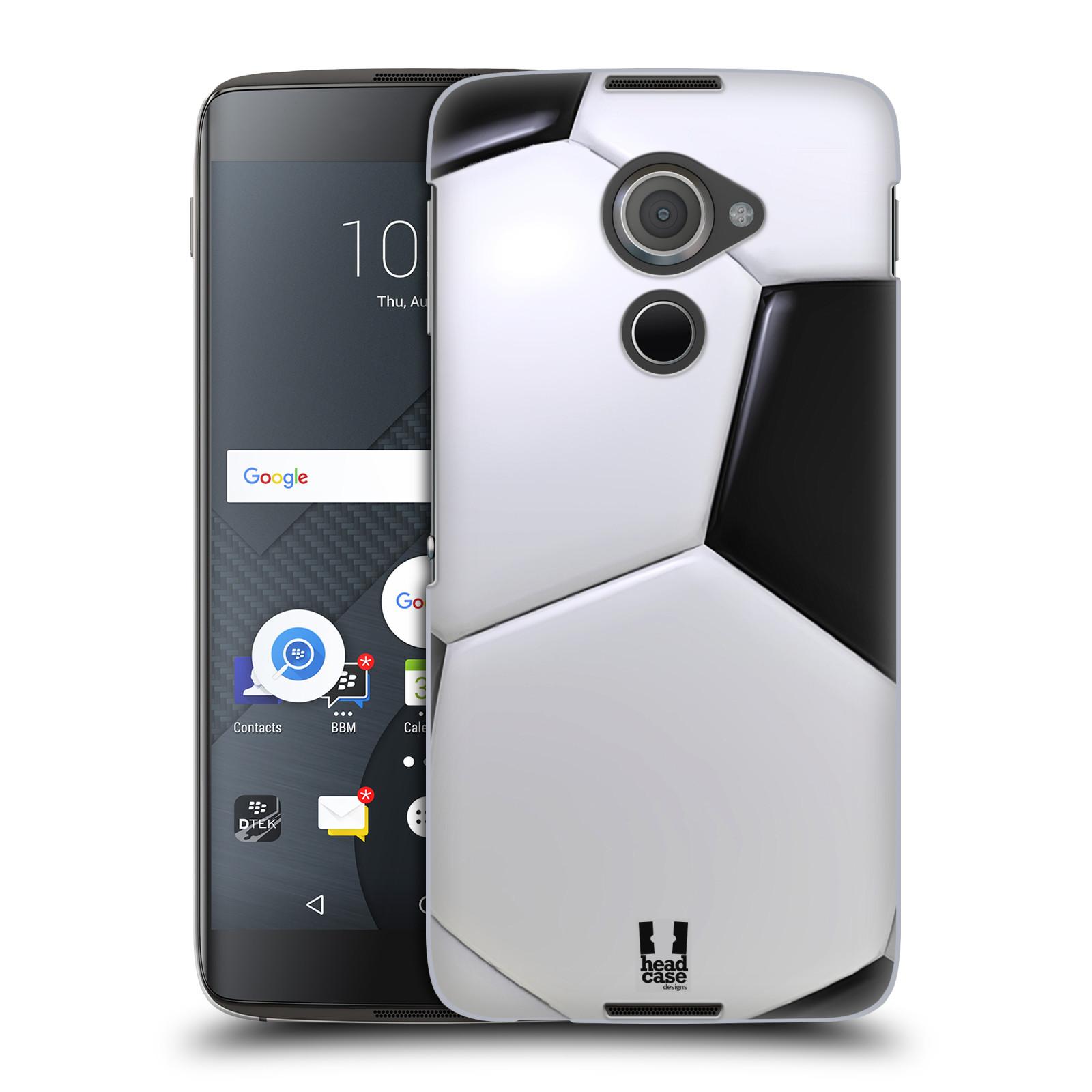 Plastové pouzdro na mobil Blackberry DTEK60 (Argon) - Head Case KOPAČÁK