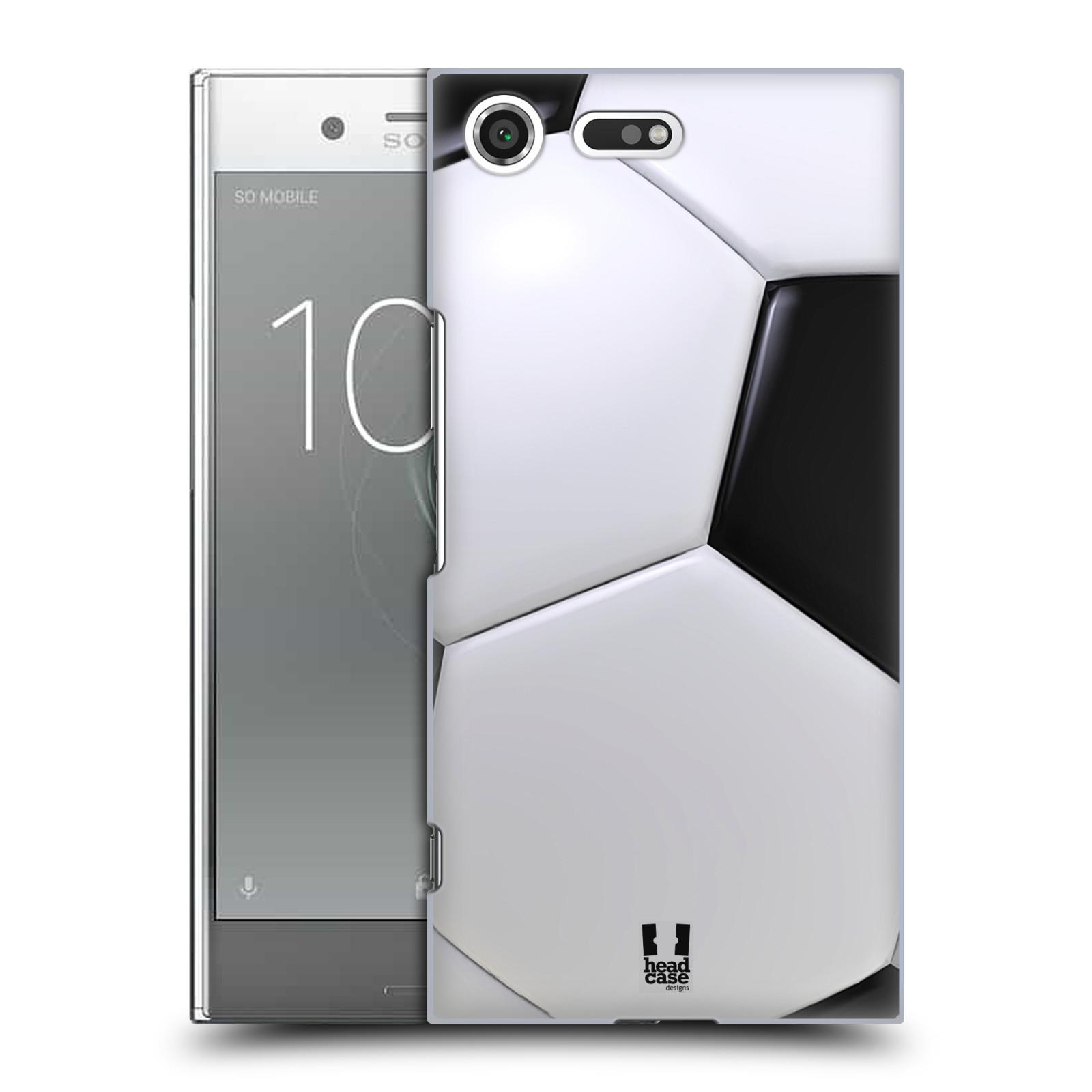 Plastové pouzdro na mobil Sony Xperia XZ Premium Head Case - KOPAČÁK (Plastový kryt či obal na mobilní telefon Sony Xperia XZ Premium G8142)