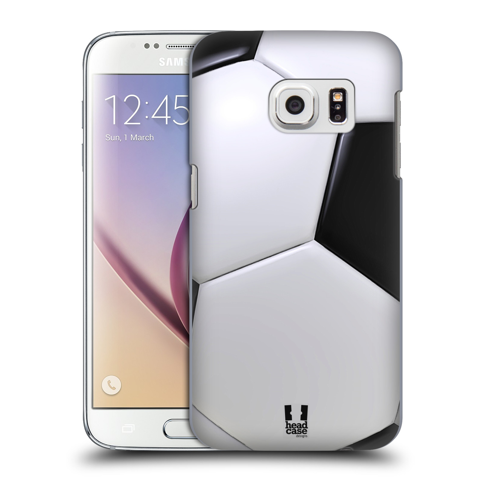 Plastové pouzdro na mobil Samsung Galaxy S7 HEAD CASE KOPAČÁK (Kryt či obal na mobilní telefon Samsung Galaxy S7 SM-G930F)