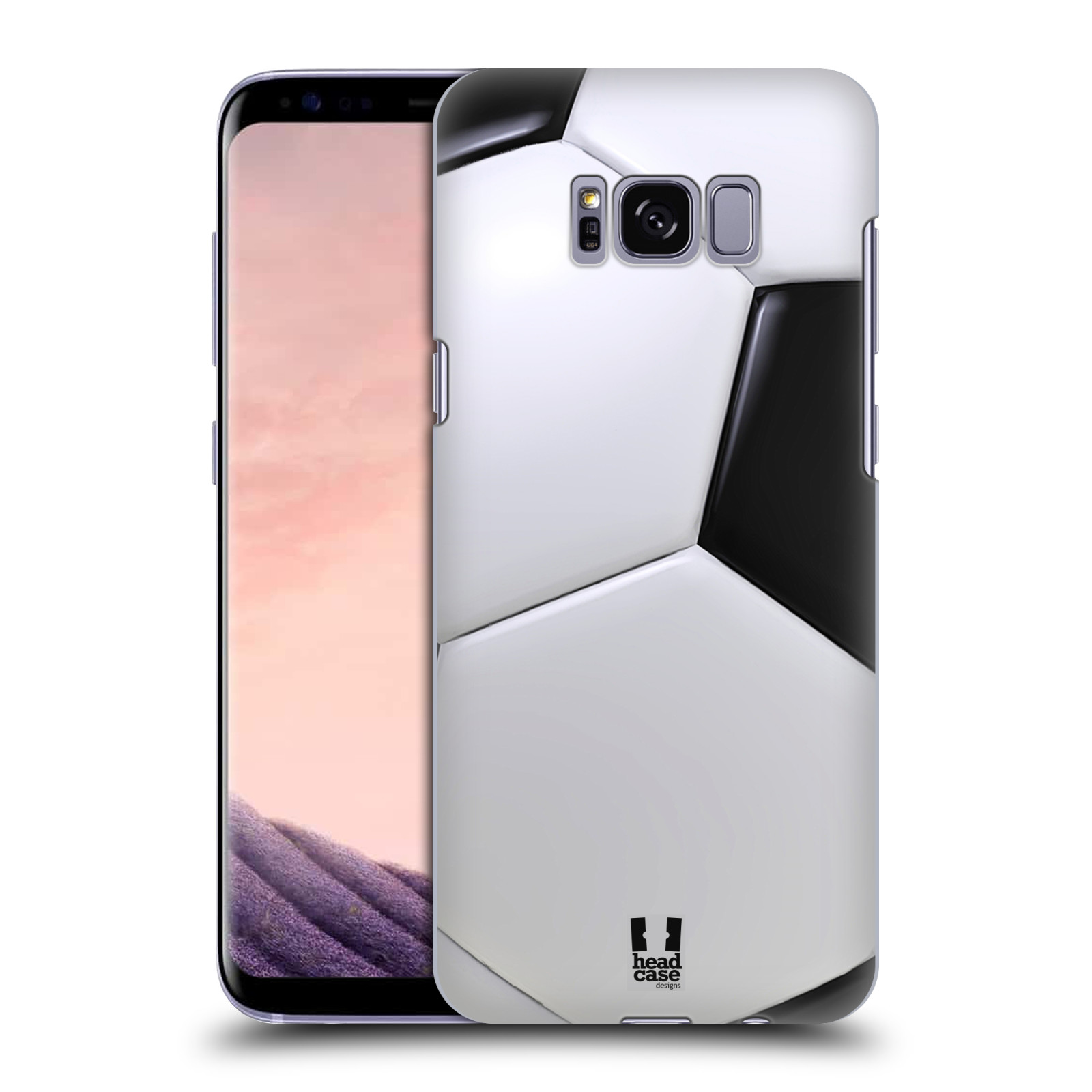 Plastové pouzdro na mobil Samsung Galaxy S8 Head Case KOPAČÁK