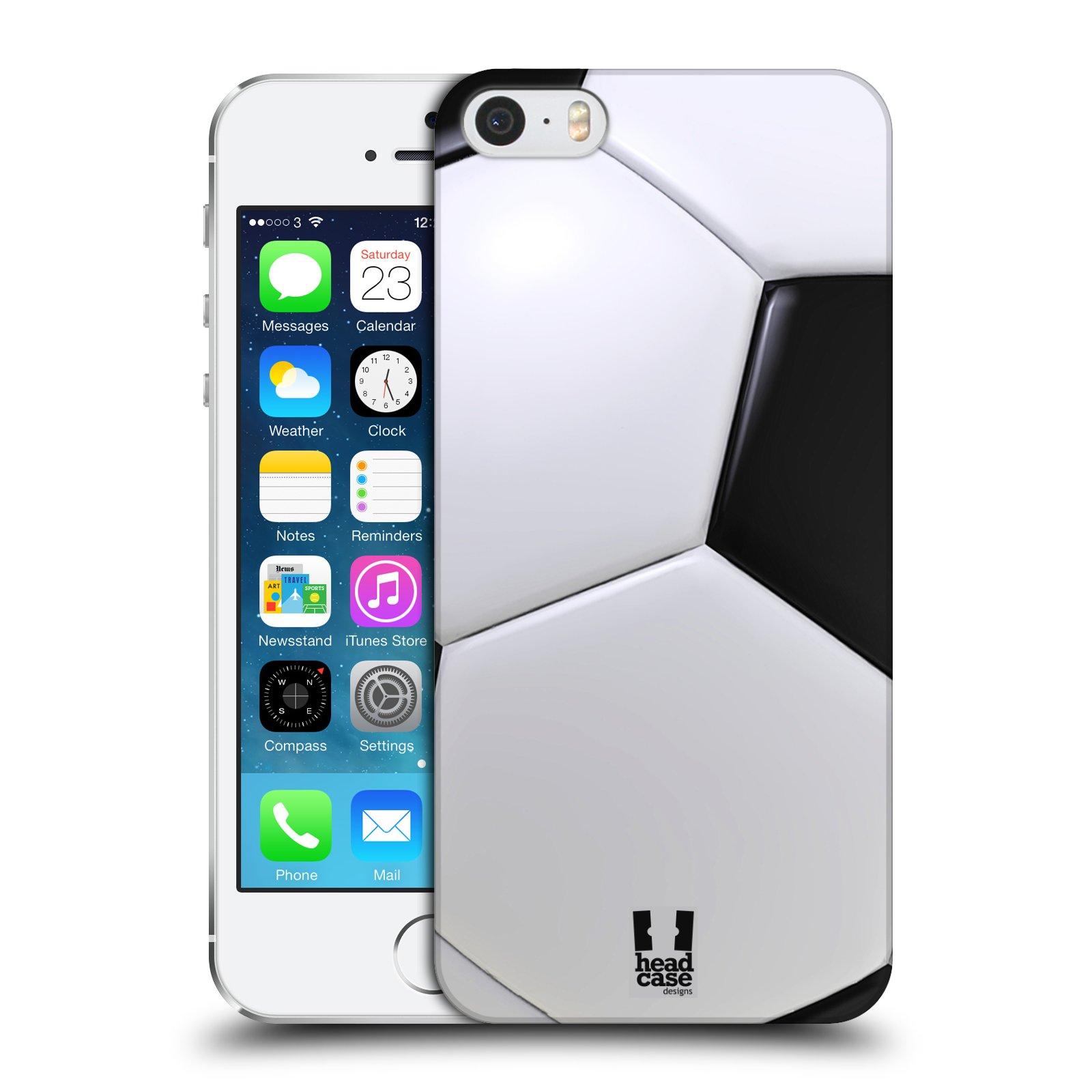 Plastové pouzdro na mobil Apple iPhone SE, 5 a 5S HEAD CASE KOPAČÁK