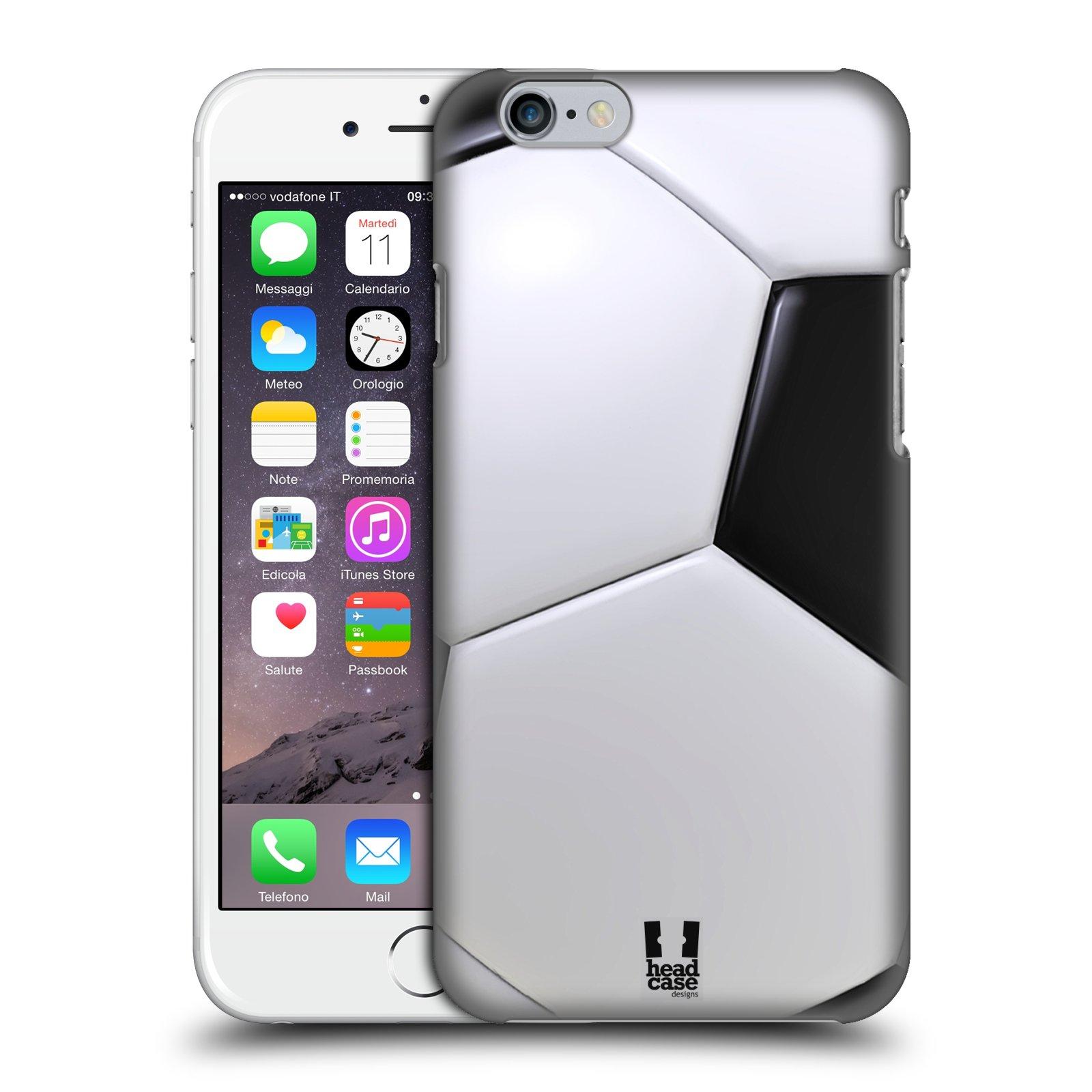Plastové pouzdro na mobil Apple iPhone 6 a 6S HEAD CASE KOPAČÁK
