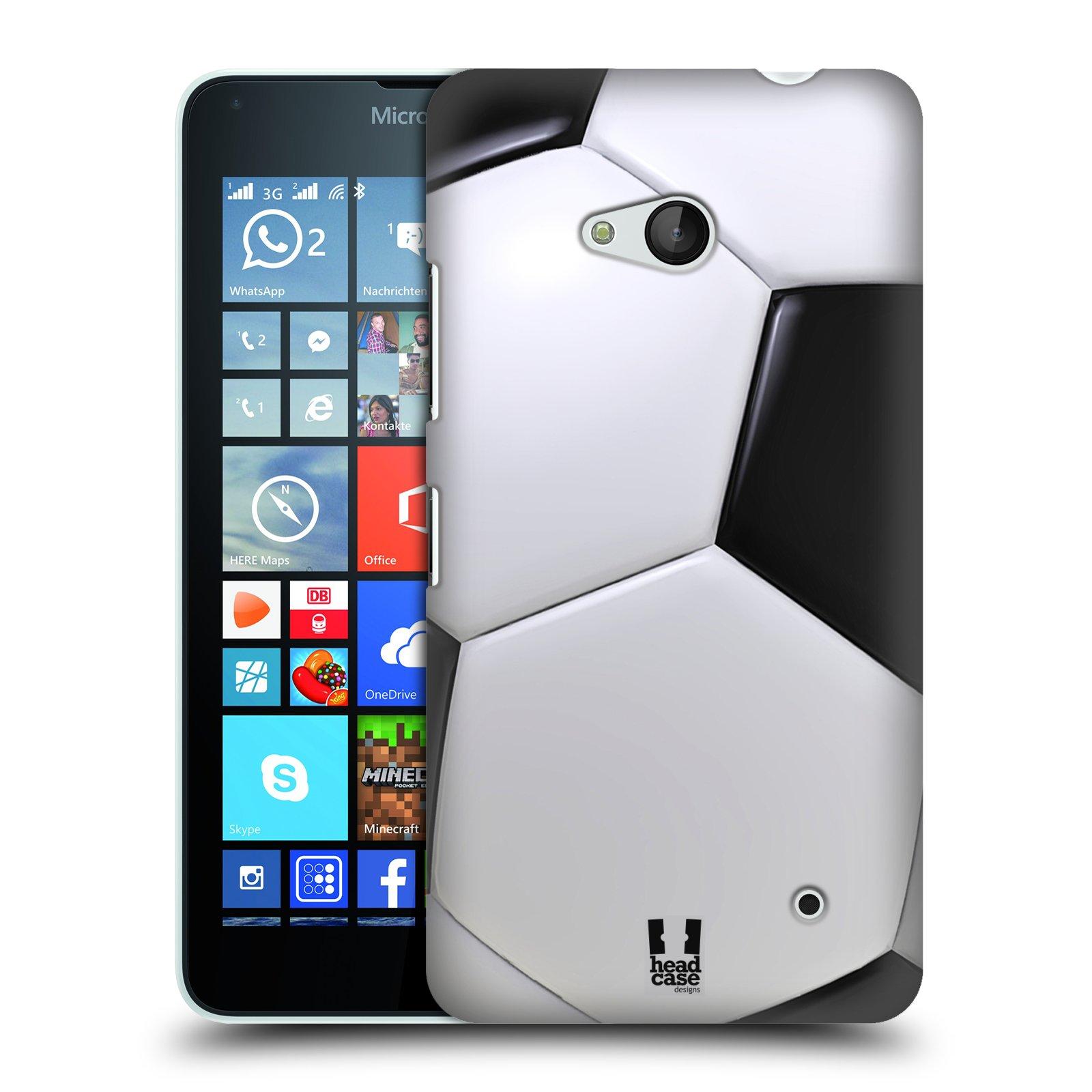 Plastové pouzdro na mobil Microsoft Lumia 640 HEAD CASE KOPAČÁK