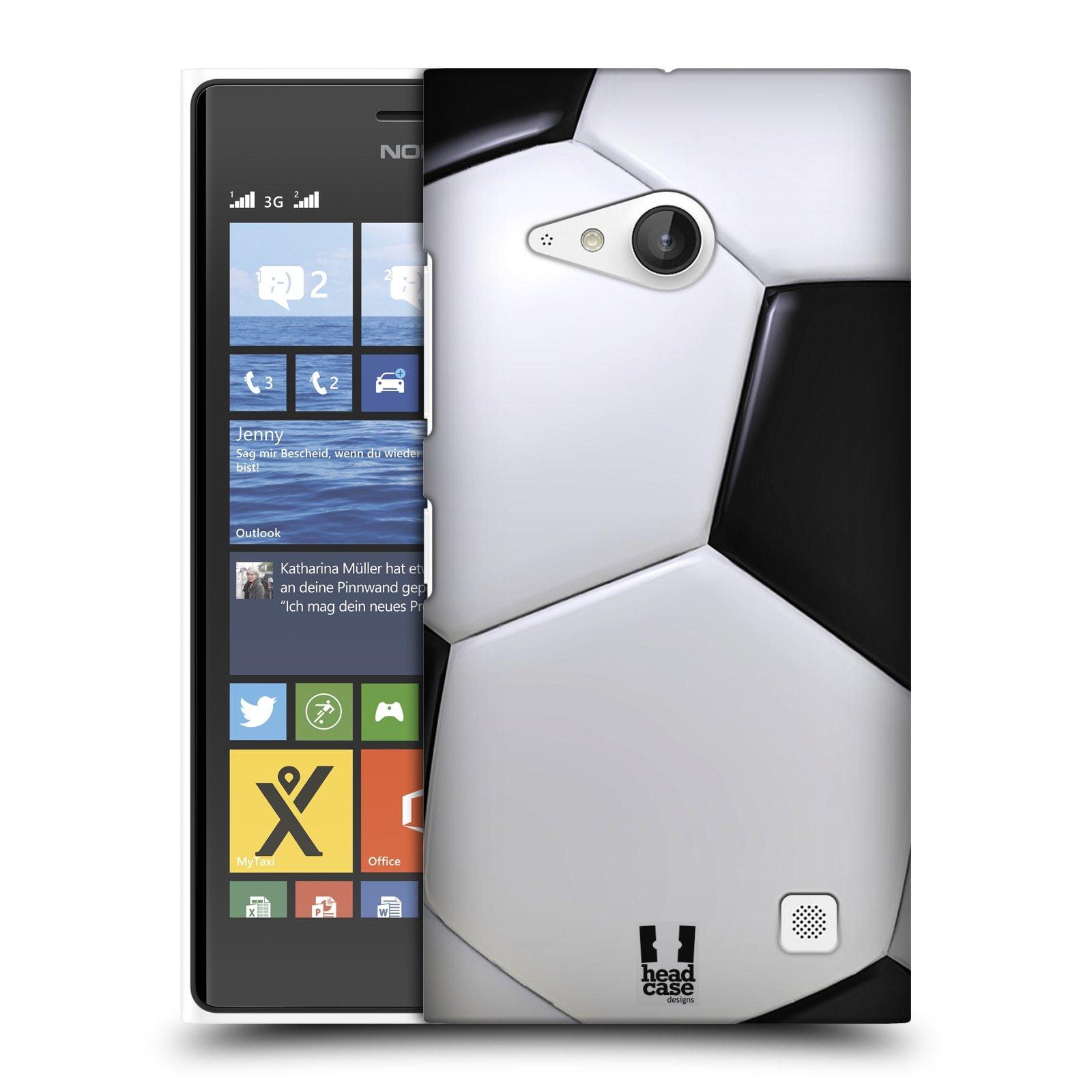 Plastové pouzdro na mobil Nokia Lumia 735 HEAD CASE KOPAČÁK