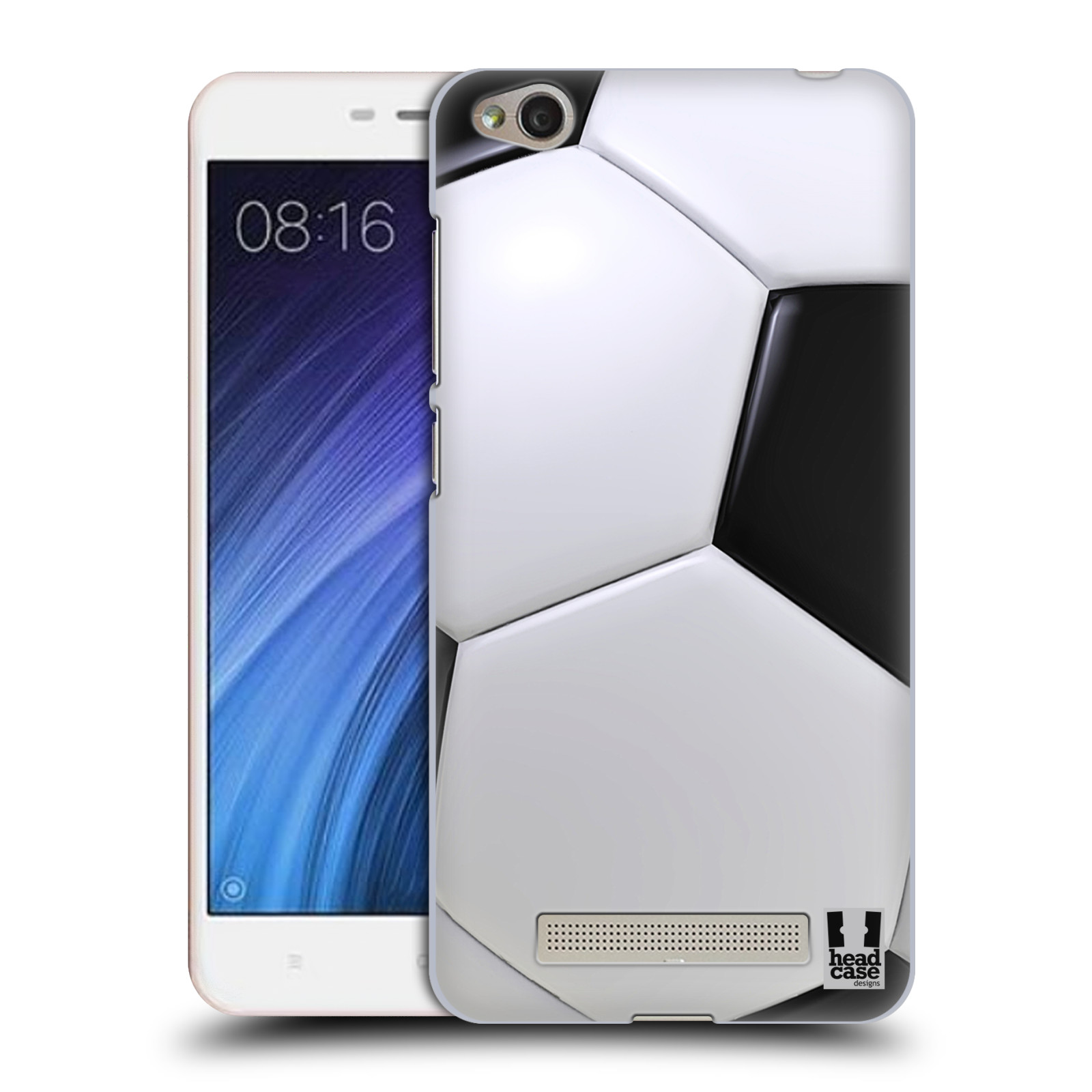 Plastové pouzdro na mobil Xiaomi Redmi 4A HEAD CASE KOPAČÁK