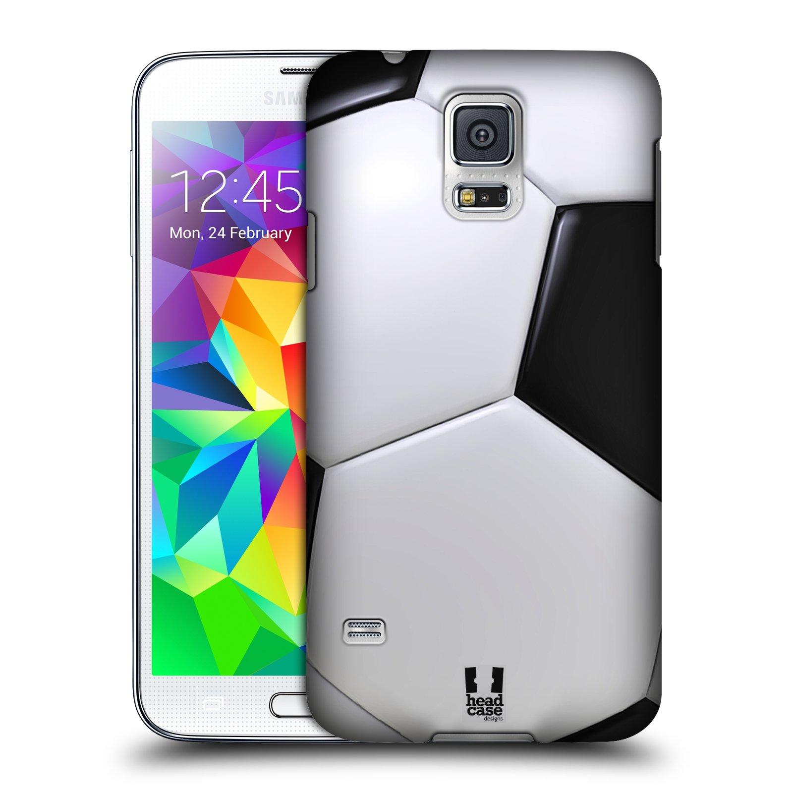 Plastové pouzdro na mobil Samsung Galaxy S5 HEAD CASE KOPAČÁK