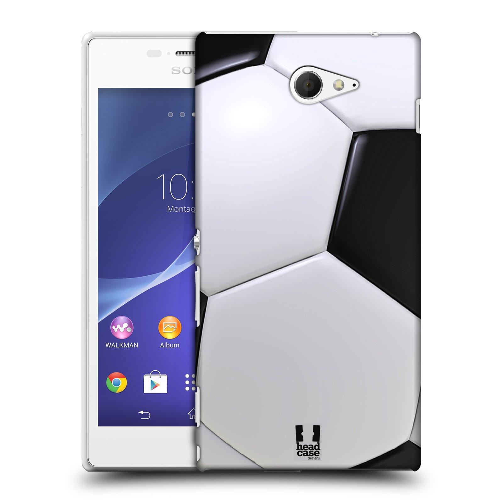 Plastové pouzdro na mobil Sony Xperia M2 D2303 HEAD CASE KOPAČÁK (Kryt či obal na mobilní telefon Sony Xperia M2 )