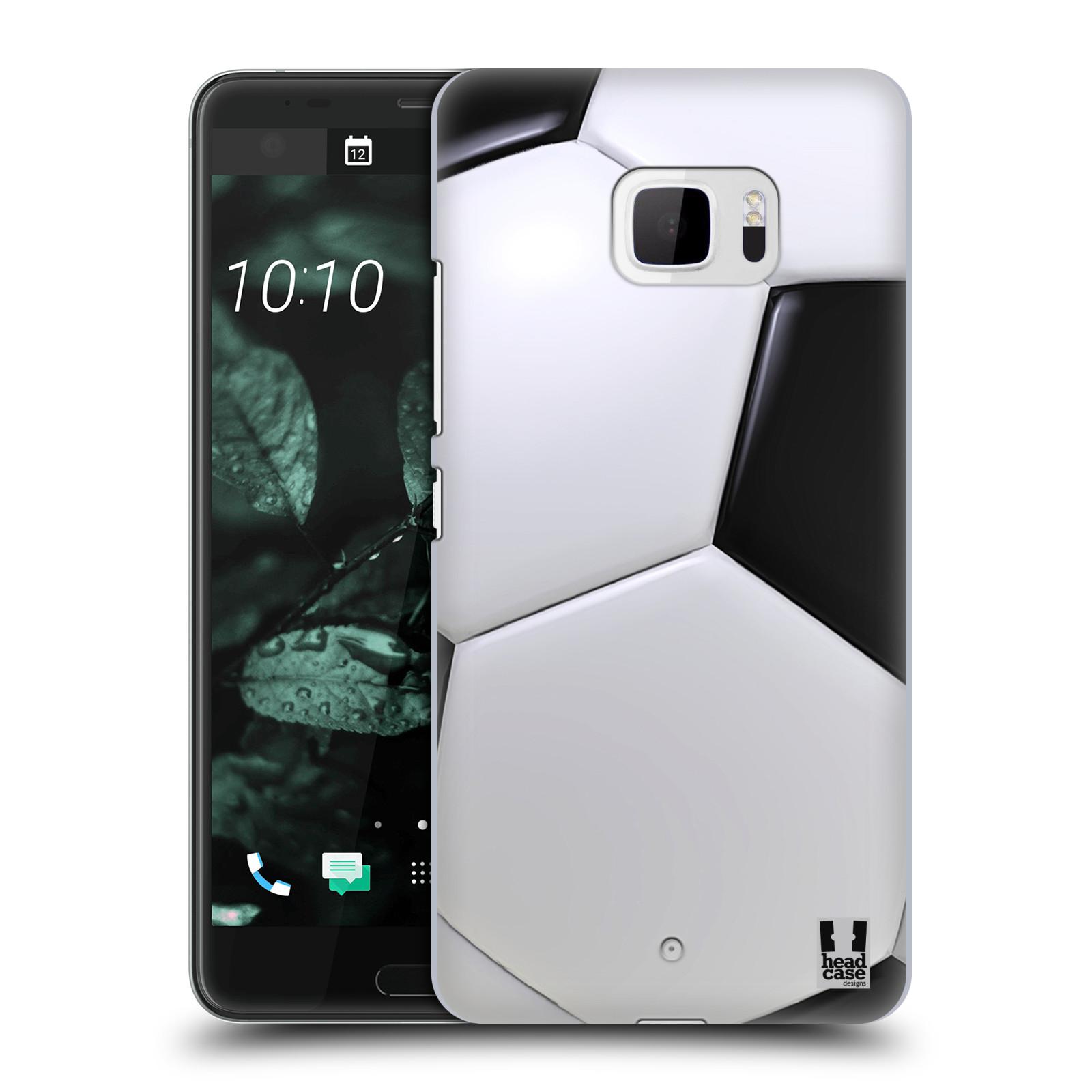 Plastové pouzdro na mobil HTC U Ultra Head Case - KOPAČÁK (Plastový kryt či obal na mobilní telefon HTC U Ultra (99HALT015-00))
