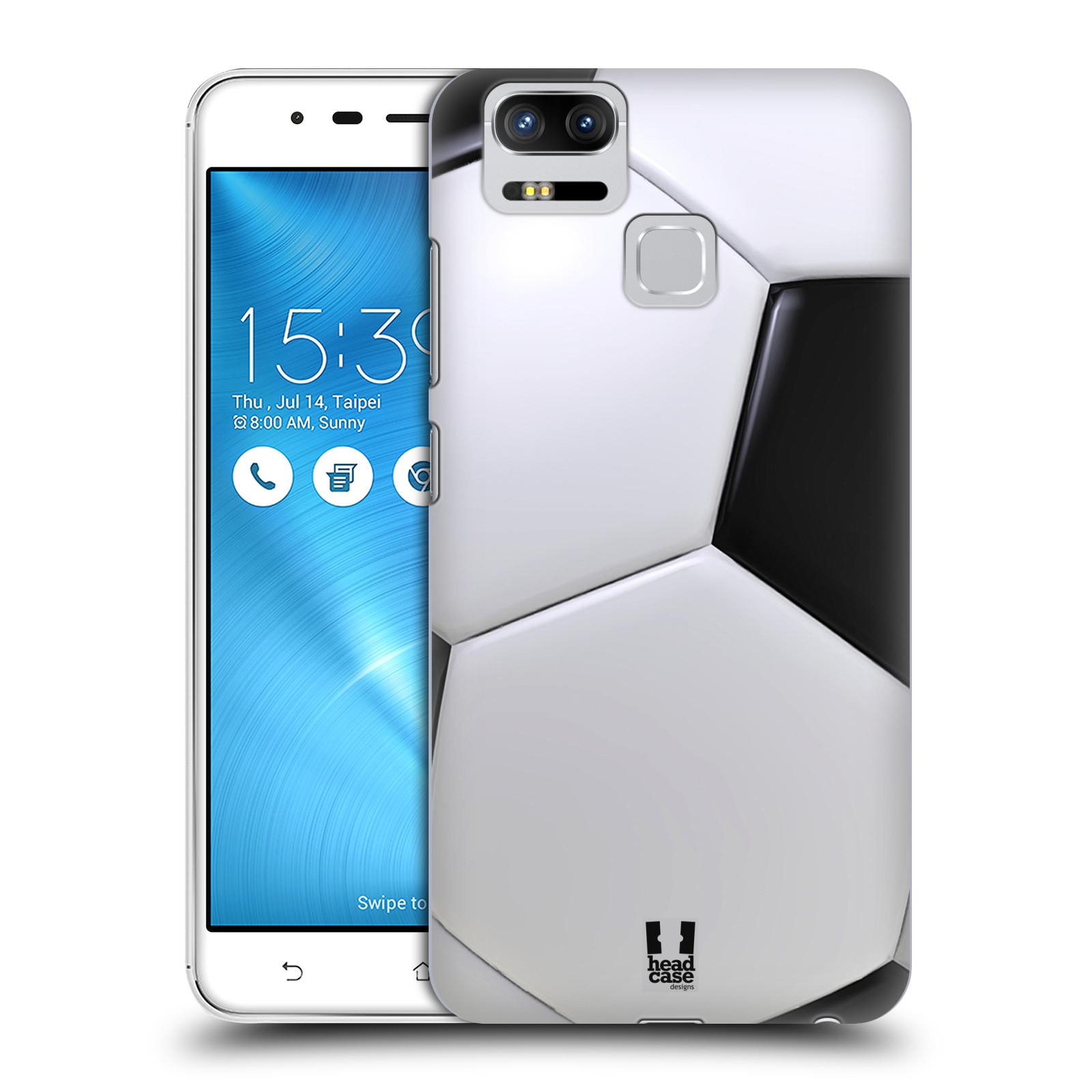 Plastové pouzdro na mobil Asus ZenFone 3 ZOOM ZE553KL - Head Case - KOPAČÁK (Plastový kryt či obal na mobilní telefon Asus ZenFone 3 ZOOM ZE553KL s motivem KOPAČÁK)
