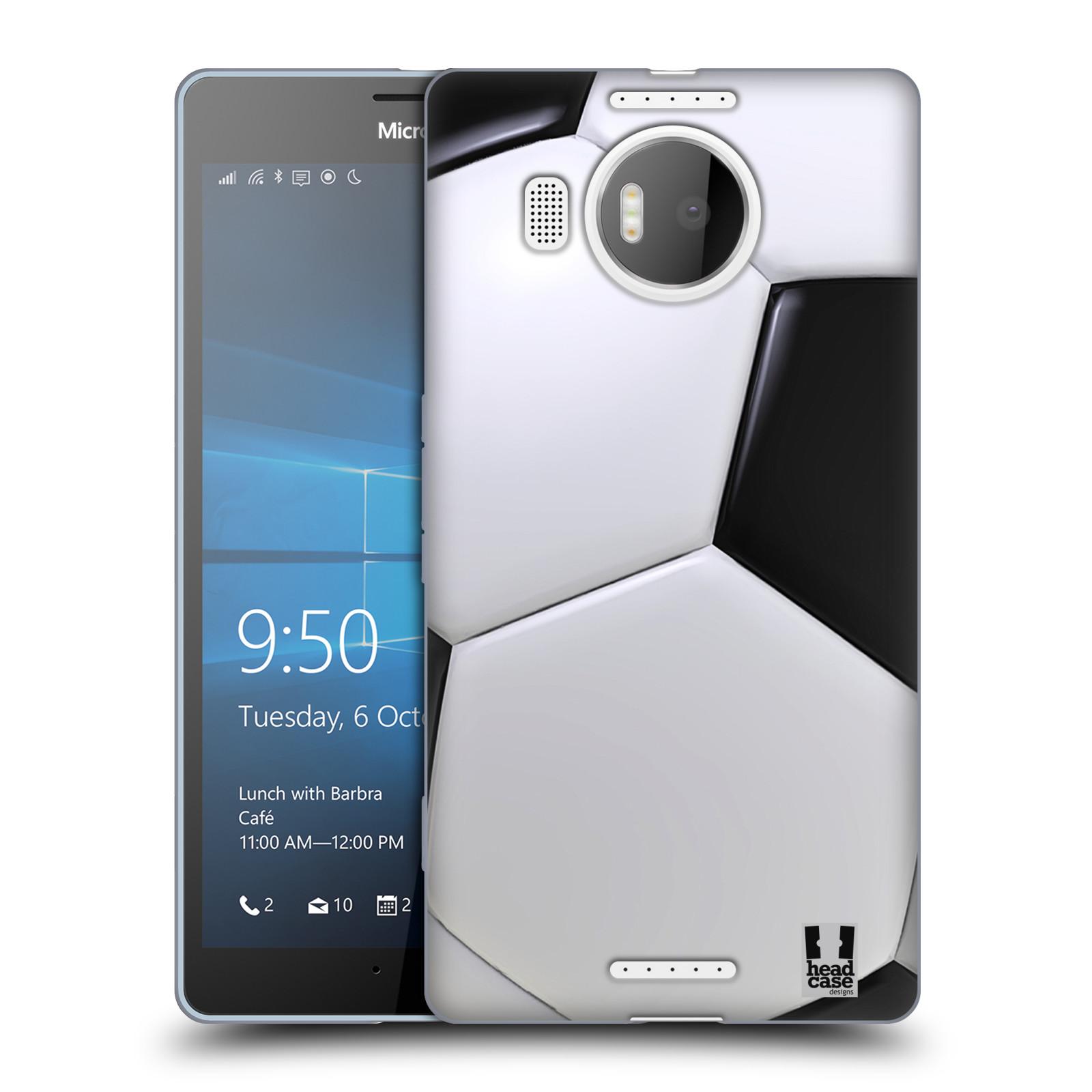 Silikonové pouzdro na mobil Microsoft Lumia 950 XL HEAD CASE KOPAČÁK