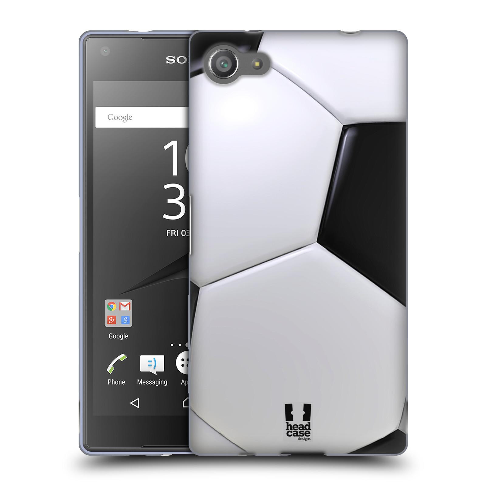 Silikonové pouzdro na mobil Sony Xperia Z5 Compact HEAD CASE KOPAČÁK