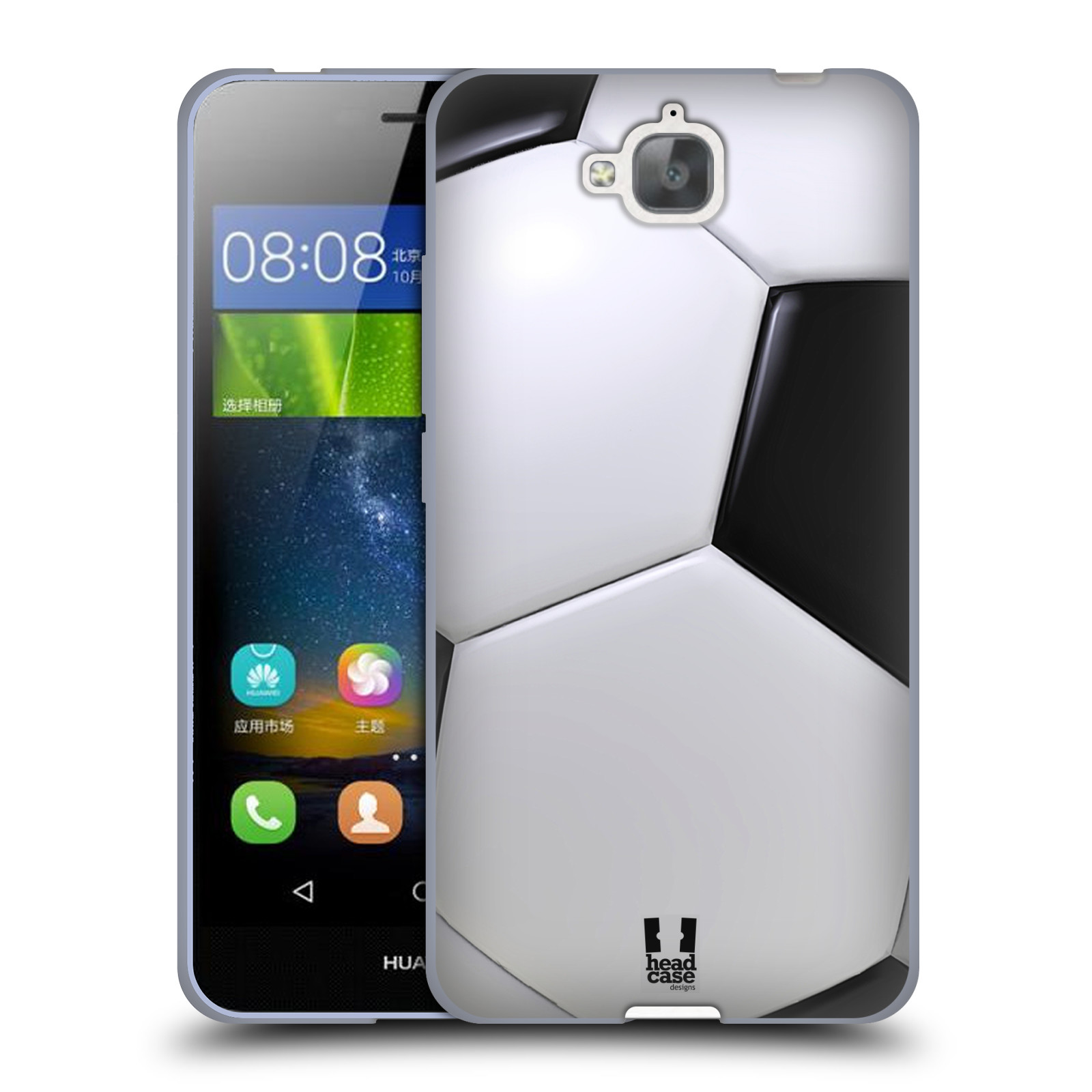 Silikonové pouzdro na mobil Huawei Y6 Pro Dual Sim HEAD CASE KOPAČÁK