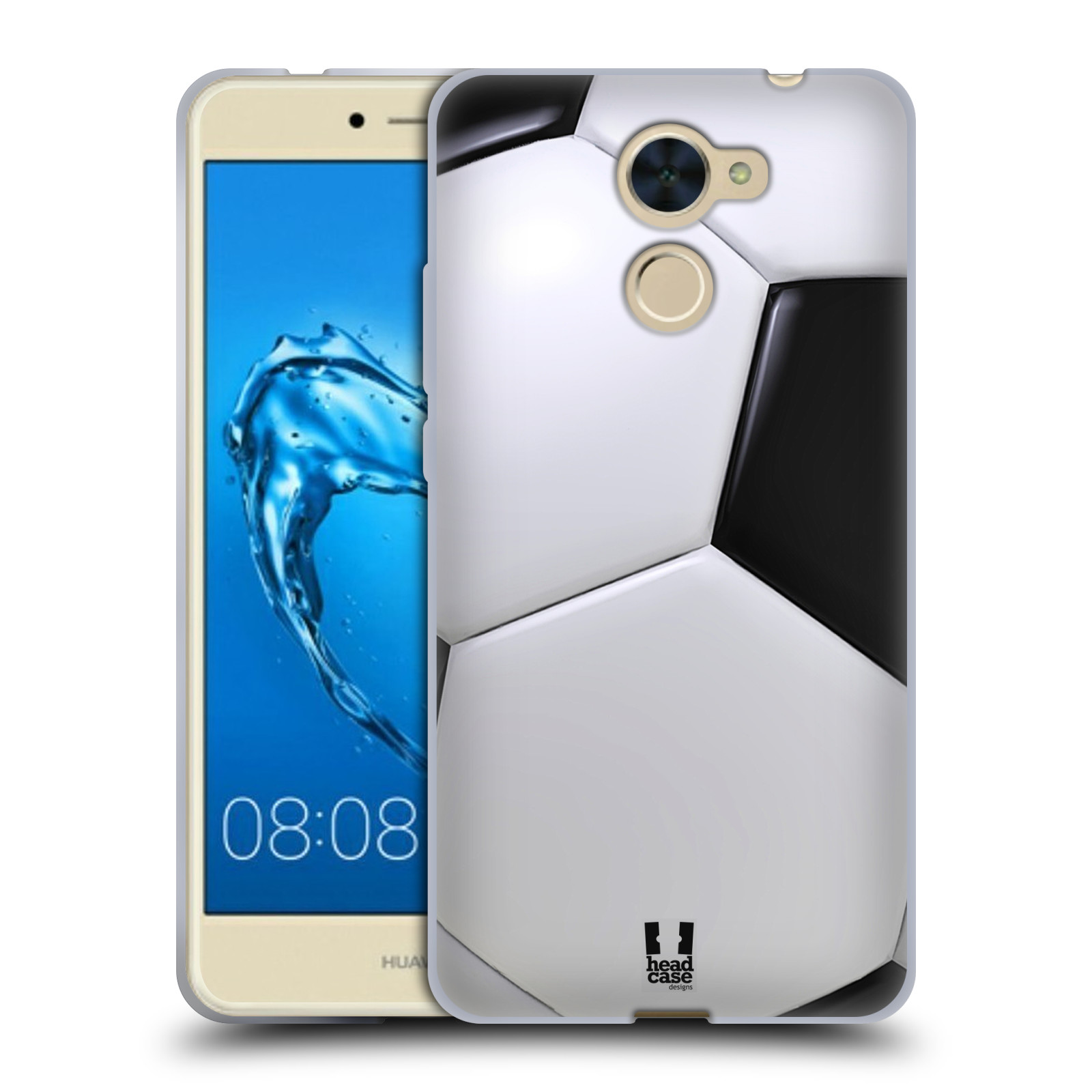 Silikonové pouzdro na mobil Huawei Y7 - Head Case - KOPAČÁK