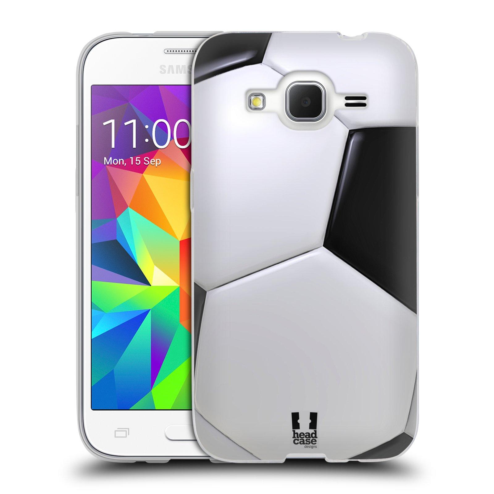 Silikonové pouzdro na mobil Samsung Galaxy Core Prime LTE HEAD CASE KOPAČÁK
