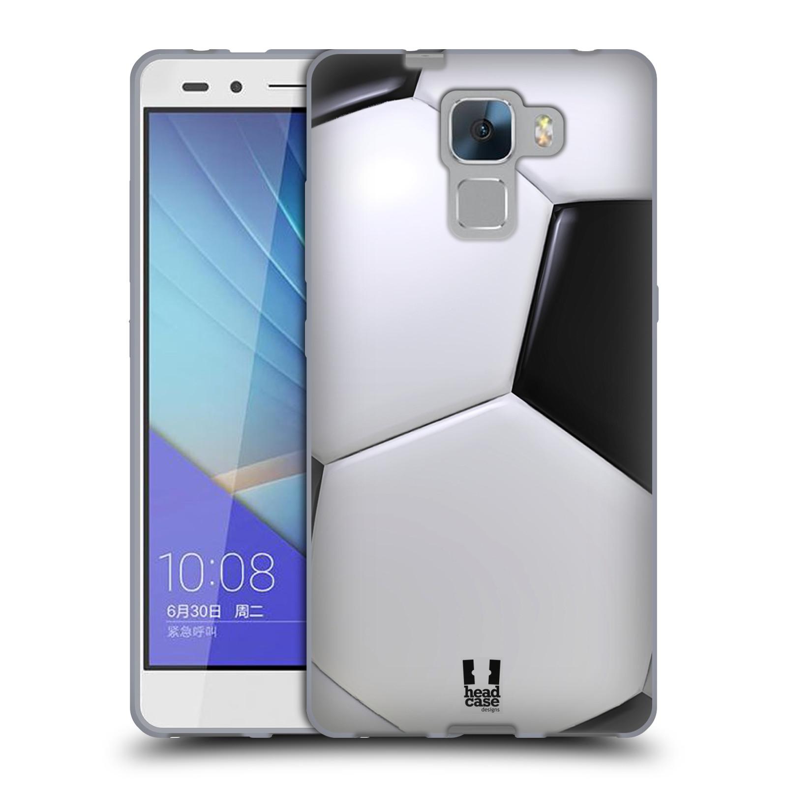 Silikonové pouzdro na mobil Honor 7 HEAD CASE KOPAČÁK