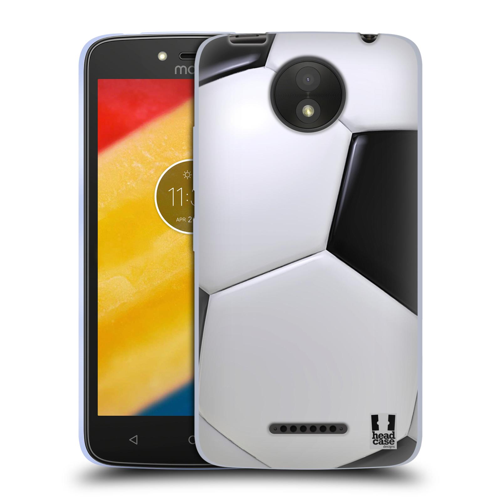 Silikonové pouzdro na mobil Lenovo Moto C Plus - Head Case - KOPAČÁK