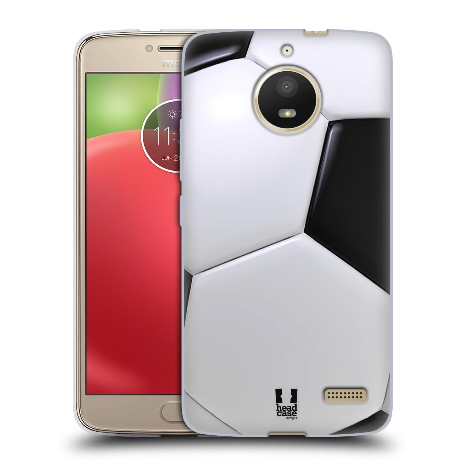 Silikonové pouzdro na mobil Lenovo Moto E4 - Head Case - KOPAČÁK