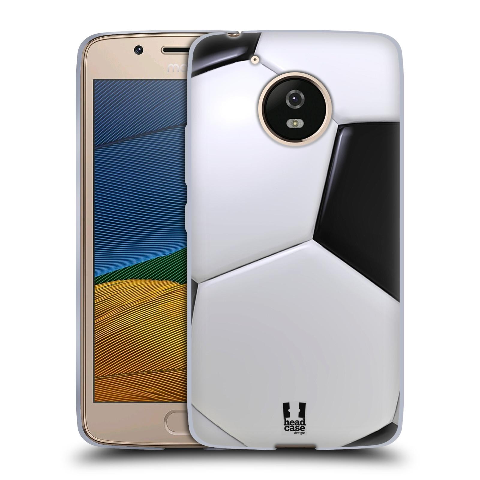 Silikonové pouzdro na mobil Lenovo Moto G5 - Head Case KOPAČÁK