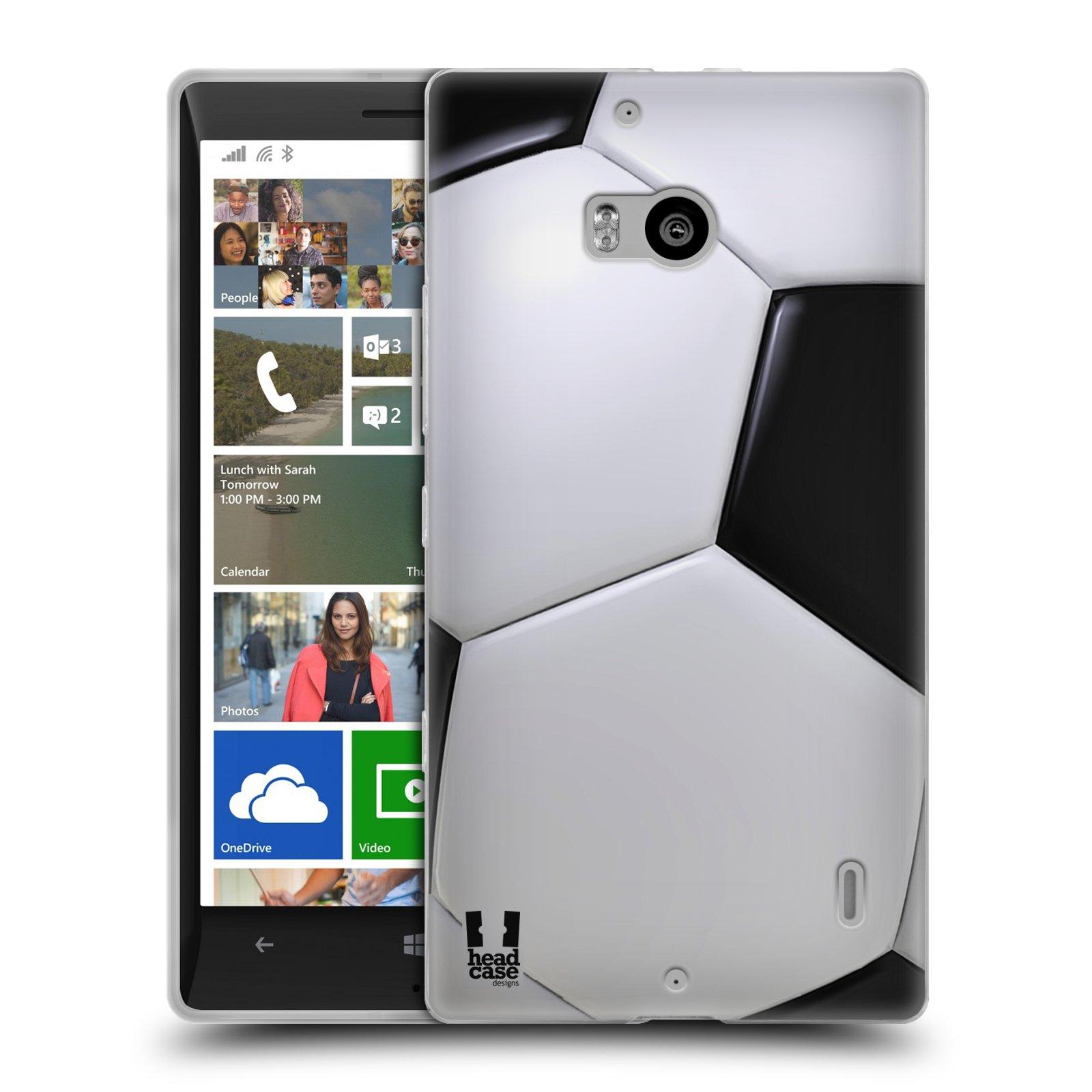 Silikonové pouzdro na mobil Nokia Lumia 930 HEAD CASE KOPAČÁK (Silikonový kryt či obal na mobilní telefon Nokia Lumia 930)