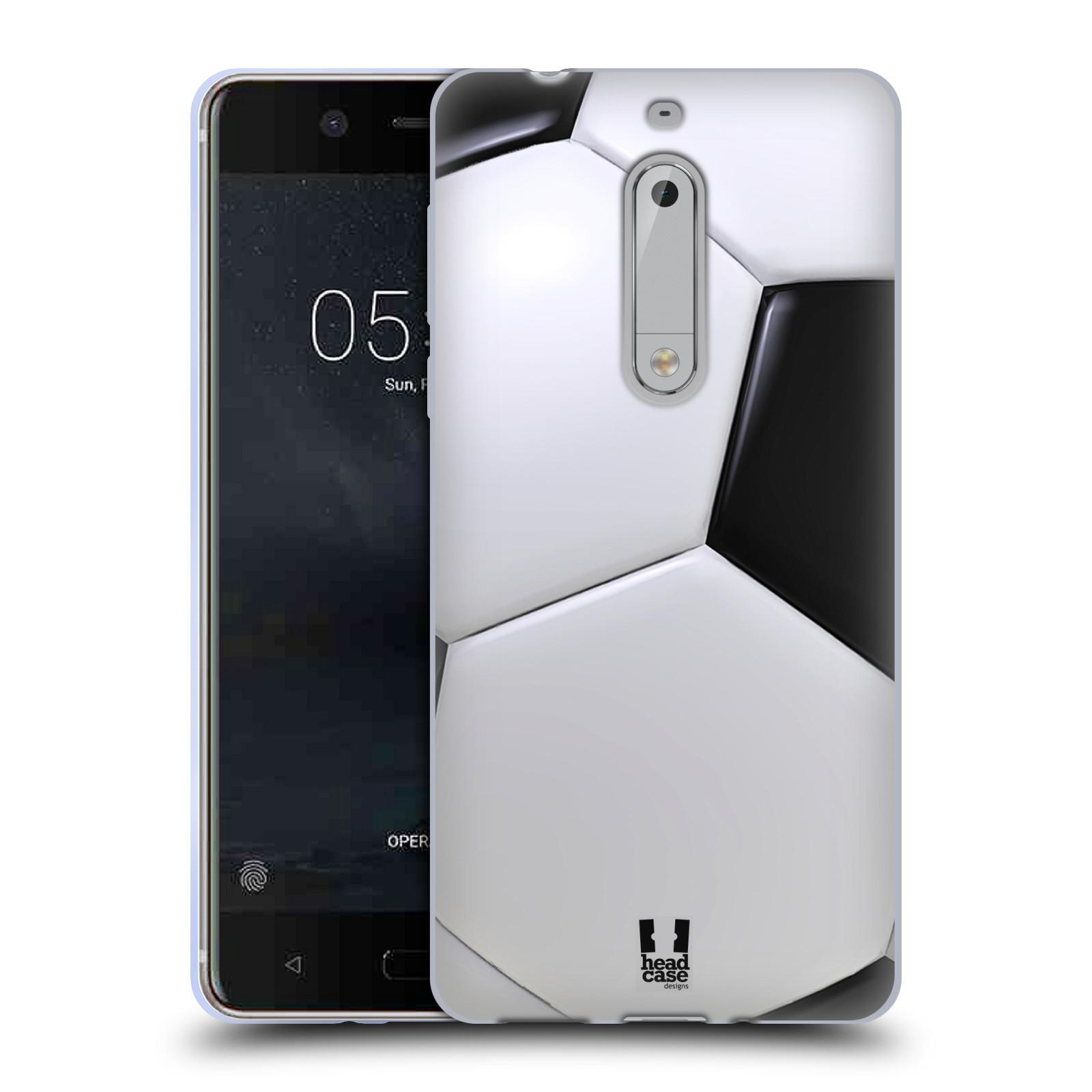 Silikonové pouzdro na mobil Nokia 5 Head Case - KOPAČÁK