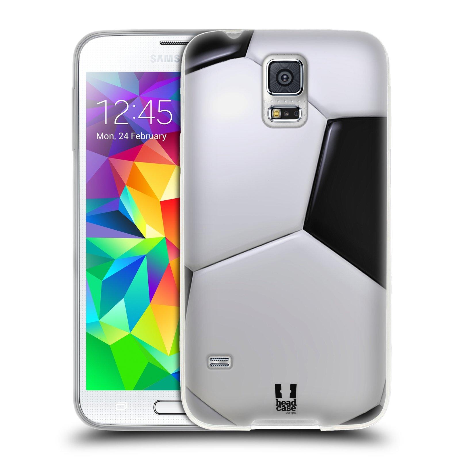 Silikonové pouzdro na mobil Samsung Galaxy S5 HEAD CASE KOPAČÁK