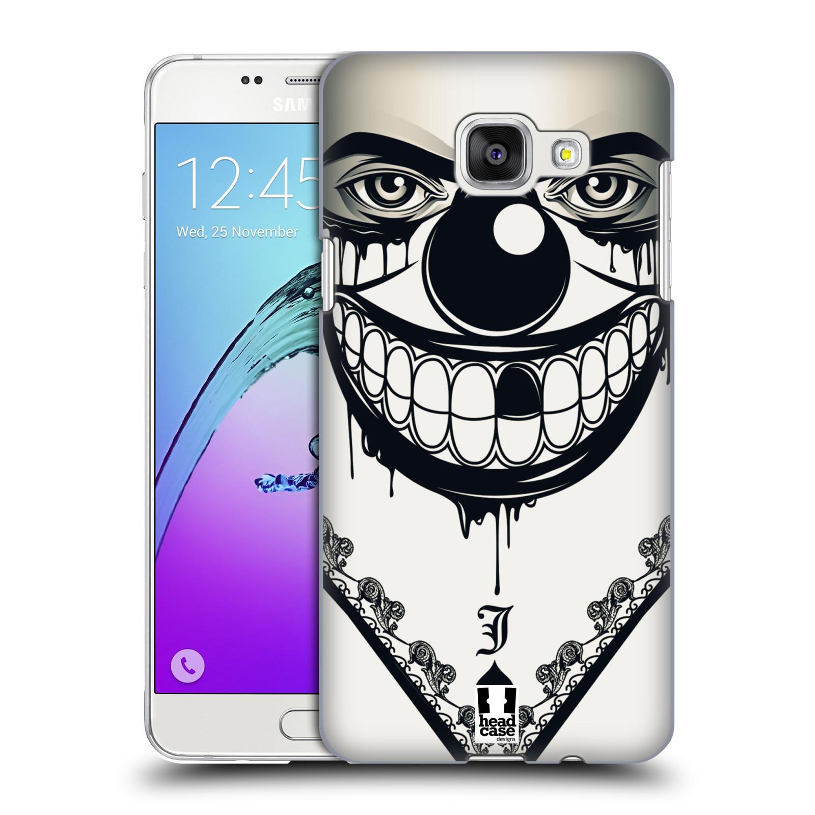 Plastové pouzdro na mobil Samsung Galaxy A5 (2016) HEAD CASE ZLEJ KLAUN