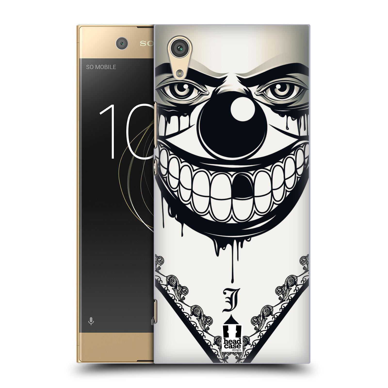 Plastové pouzdro na mobil Sony Xperia XA1 - Head Case - ZLEJ KLAUN