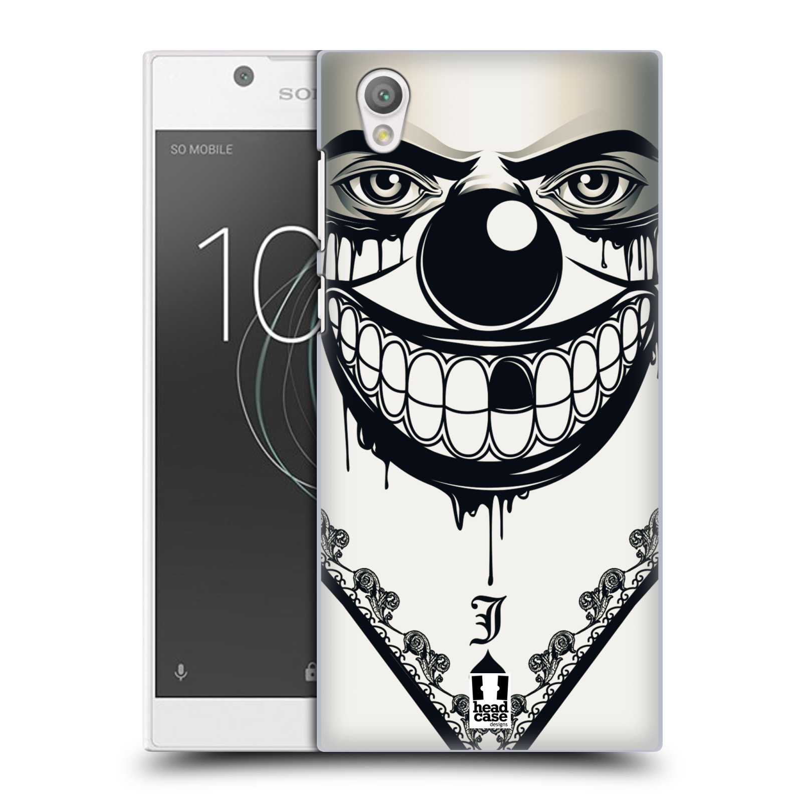 Plastové pouzdro na mobil Sony Xperia L1 - Head Case - ZLEJ KLAUN