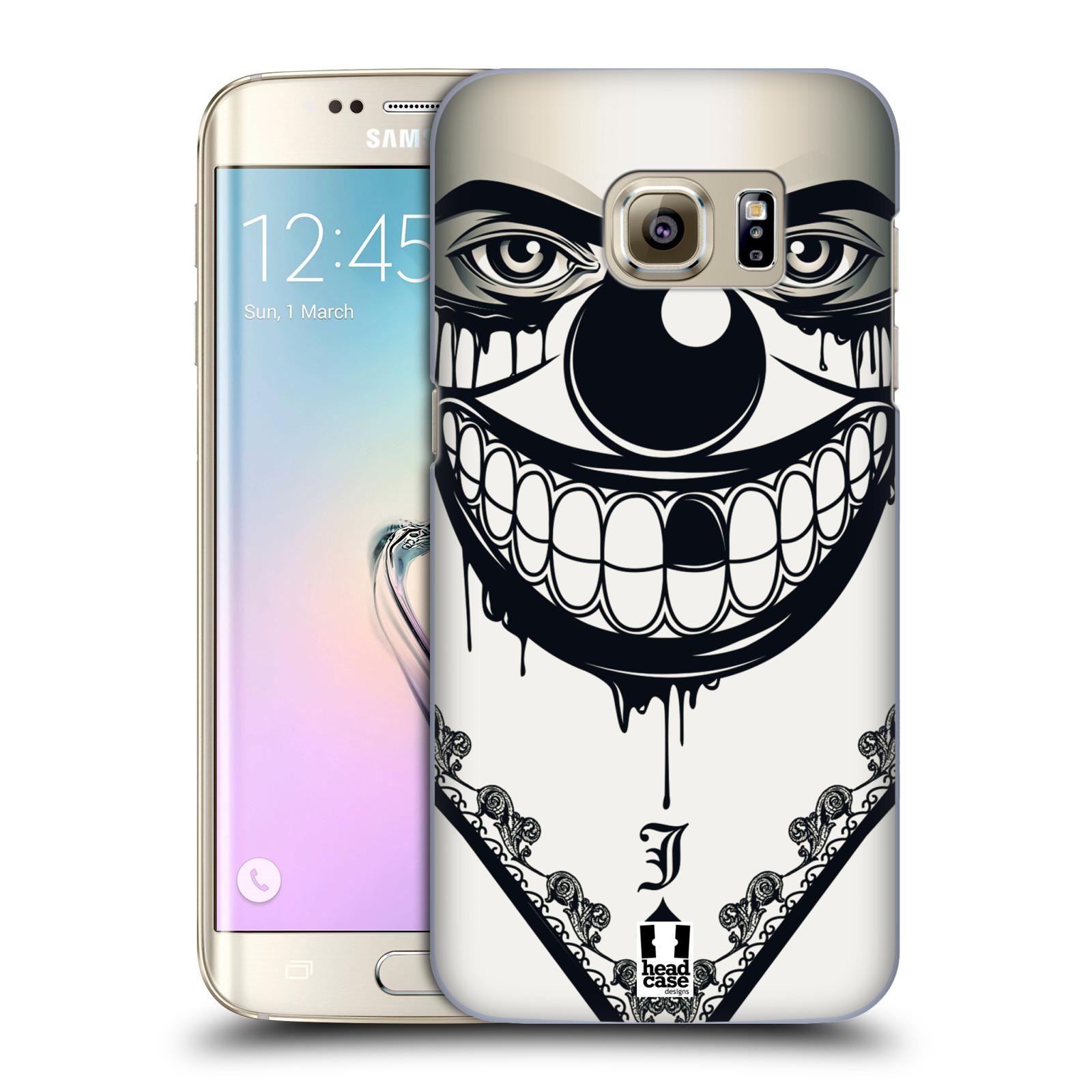 Plastové pouzdro na mobil Samsung Galaxy S7 Edge HEAD CASE ZLEJ KLAUN