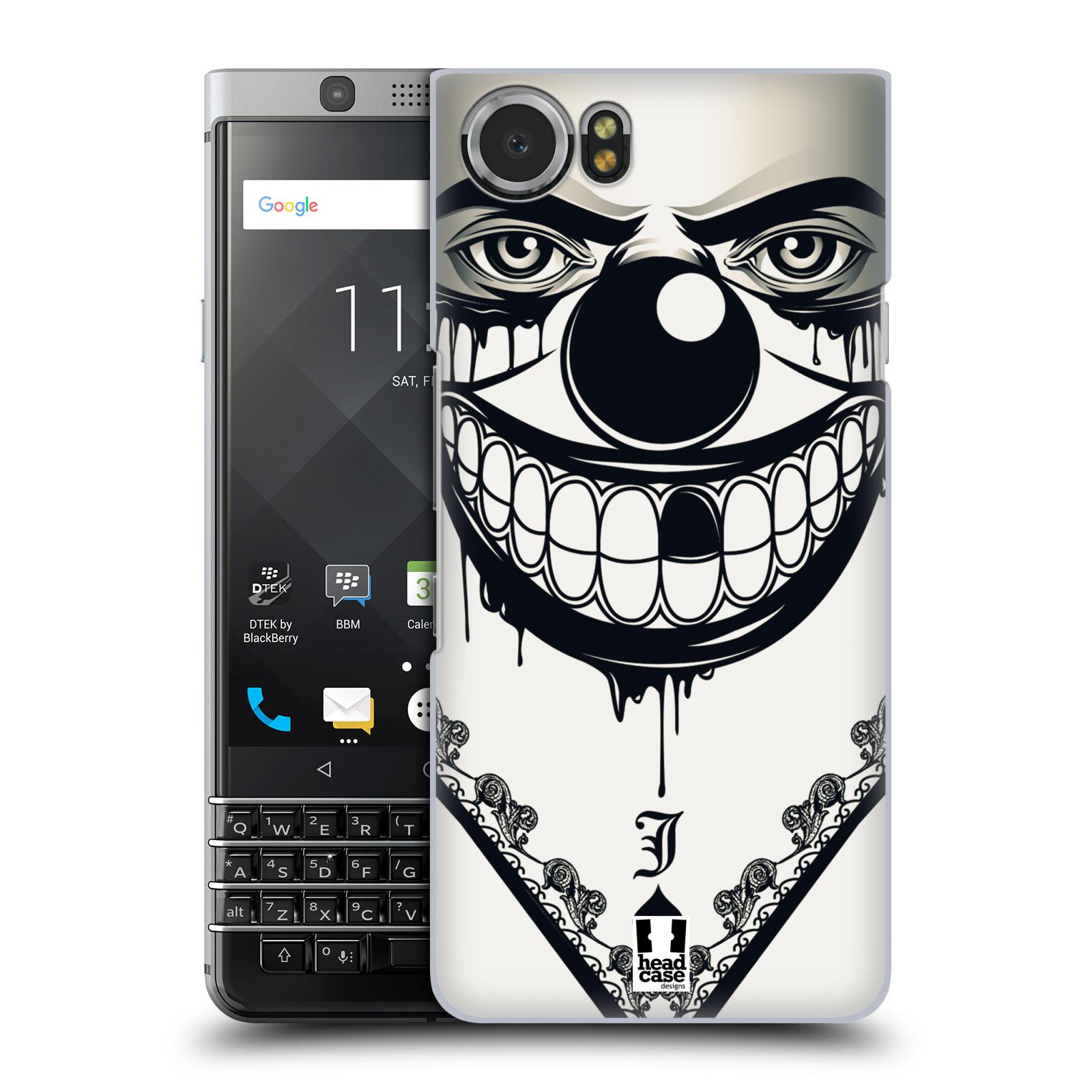 Plastové pouzdro na mobil BlackBerry KEYone - Head Case - ZLEJ KLAUN