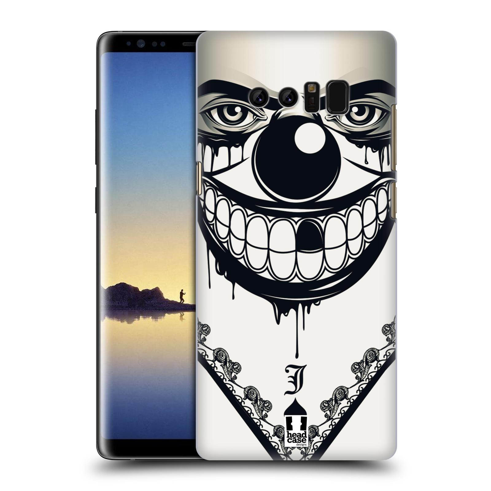 Plastové pouzdro na mobil Samsung Galaxy Note 8 - Head Case - ZLEJ KLAUN