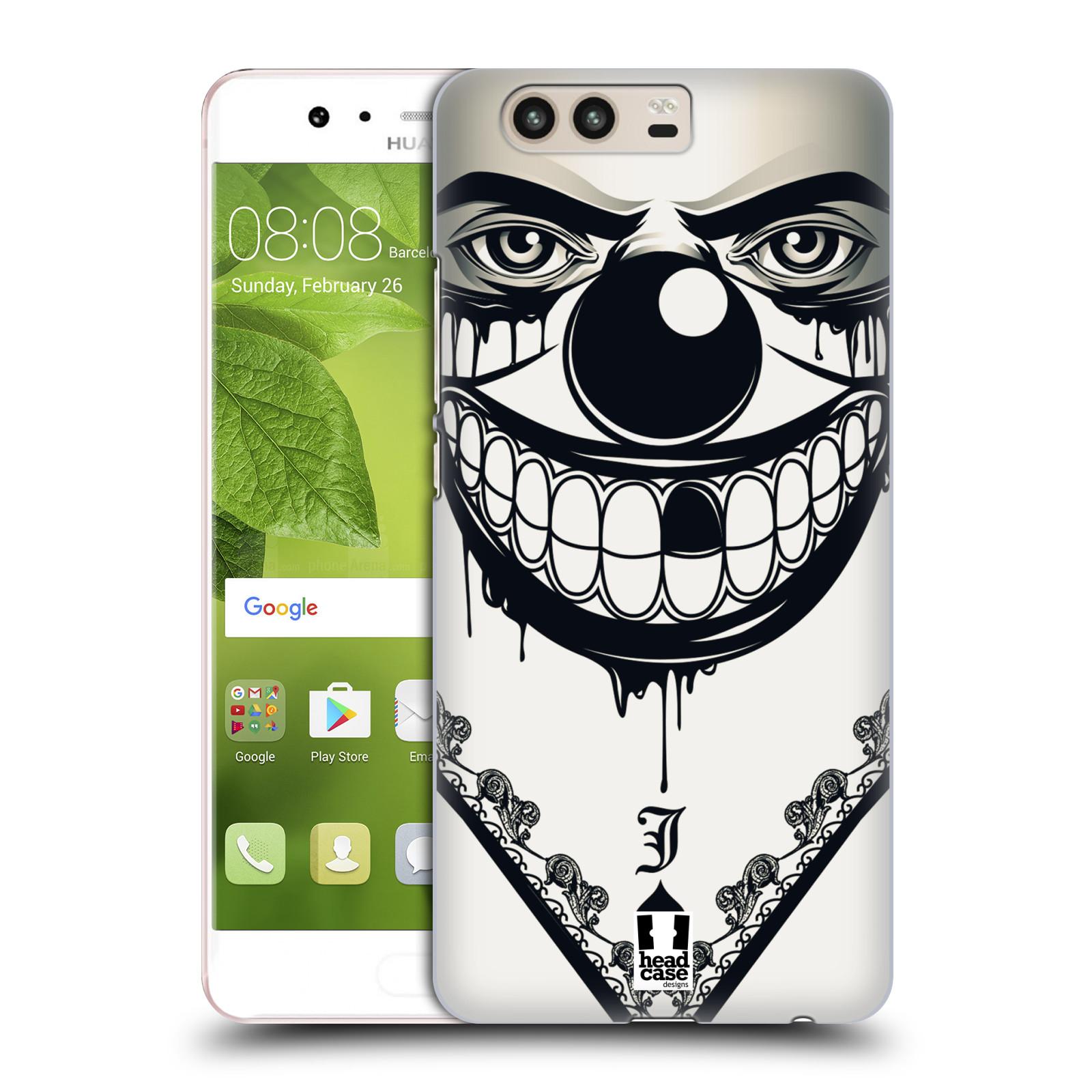 Plastové pouzdro na mobil Huawei P10 - Head Case ZLEJ KLAUN