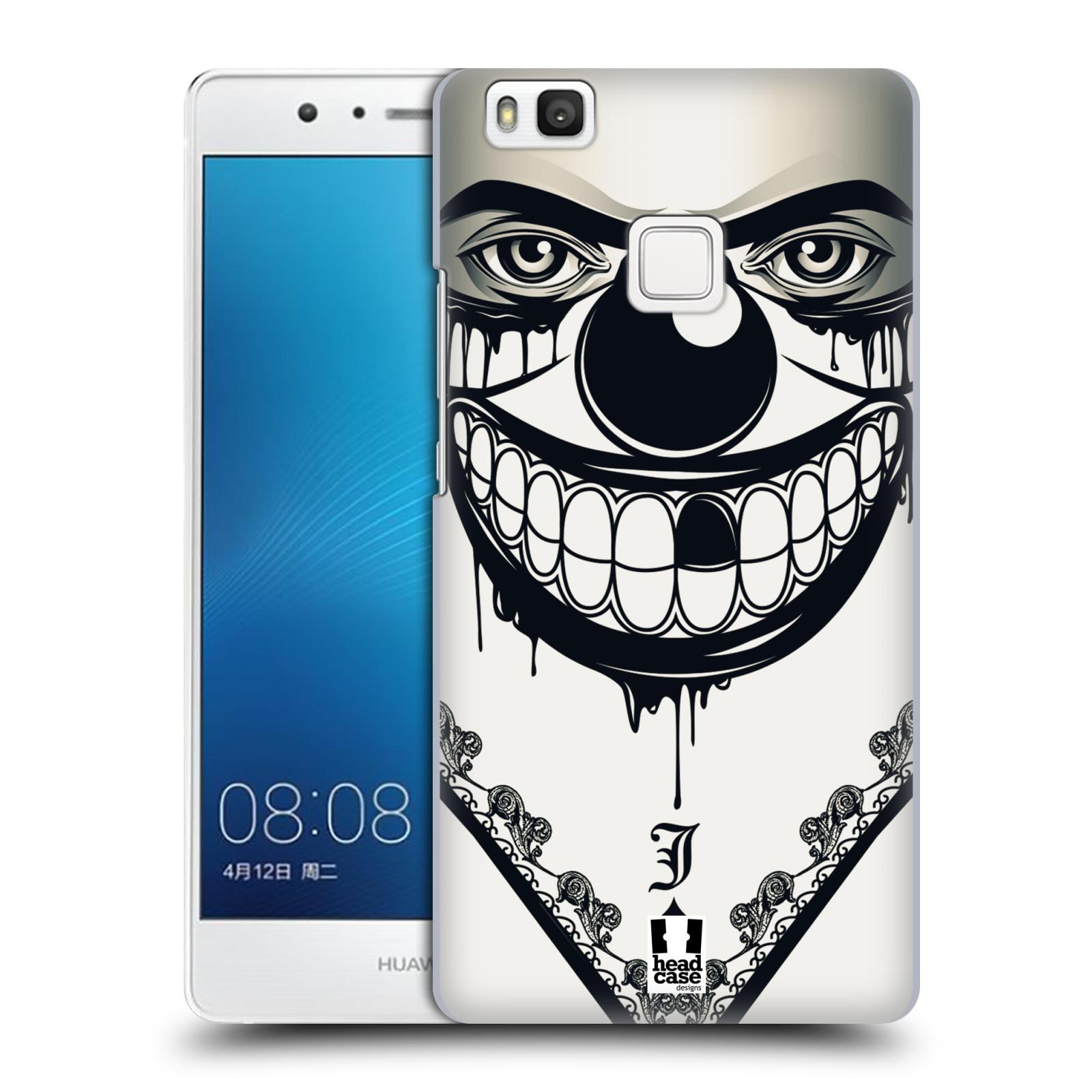Plastové pouzdro na mobil Huawei P9 Lite HEAD CASE ZLEJ KLAUN