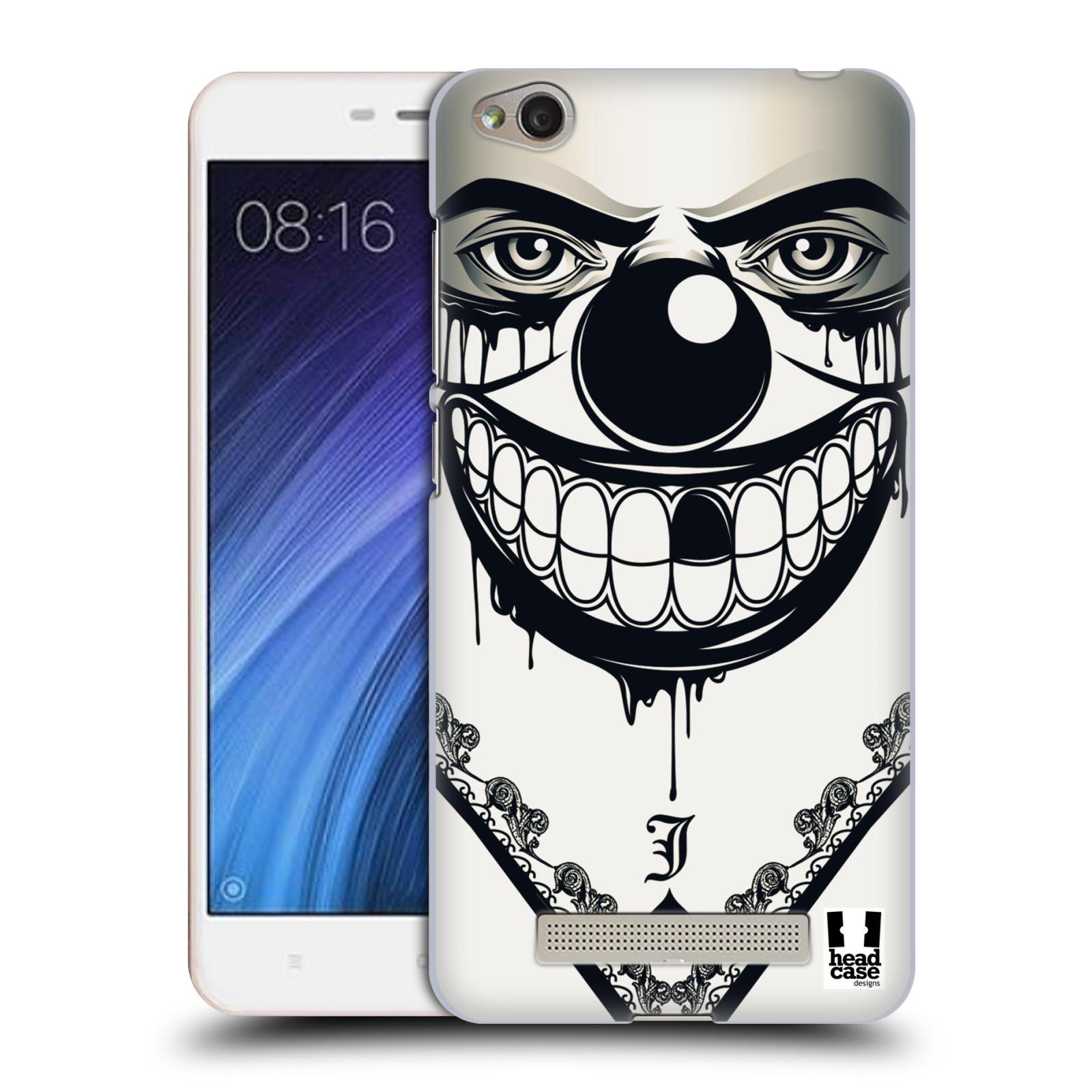 Plastové pouzdro na mobil Xiaomi Redmi 4A HEAD CASE ZLEJ KLAUN