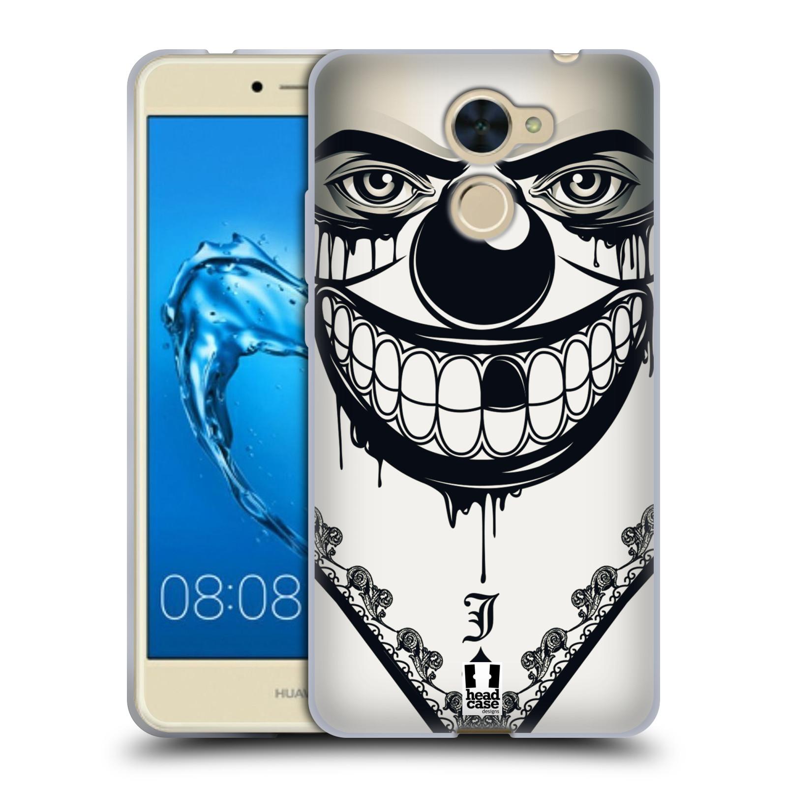 Silikonové pouzdro na mobil Huawei Y7 - Head Case - ZLEJ KLAUN