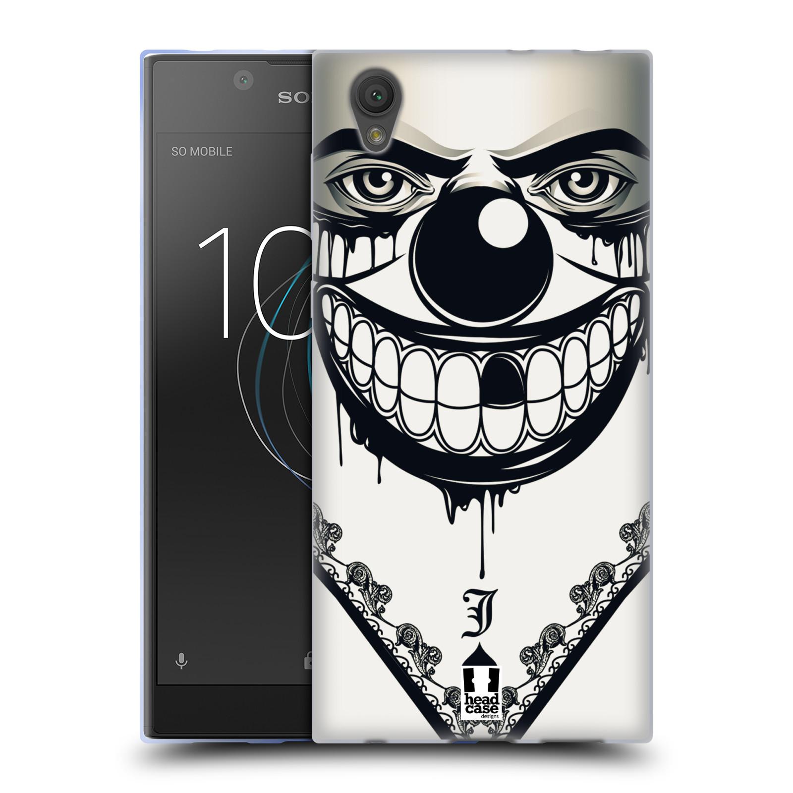 Silikonové pouzdro na mobil Sony Xperia L1 - Head Case - ZLEJ KLAUN