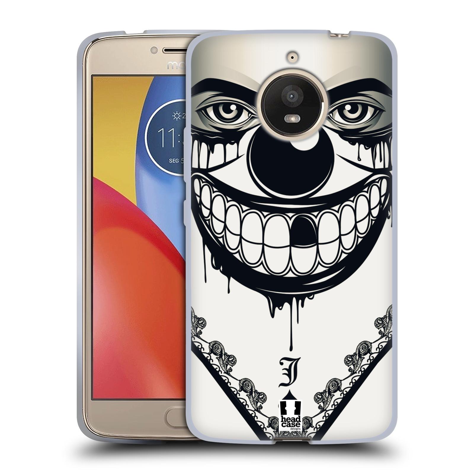 Silikonové pouzdro na mobil Lenovo Moto E4 Plus - Head Case - ZLEJ KLAUN