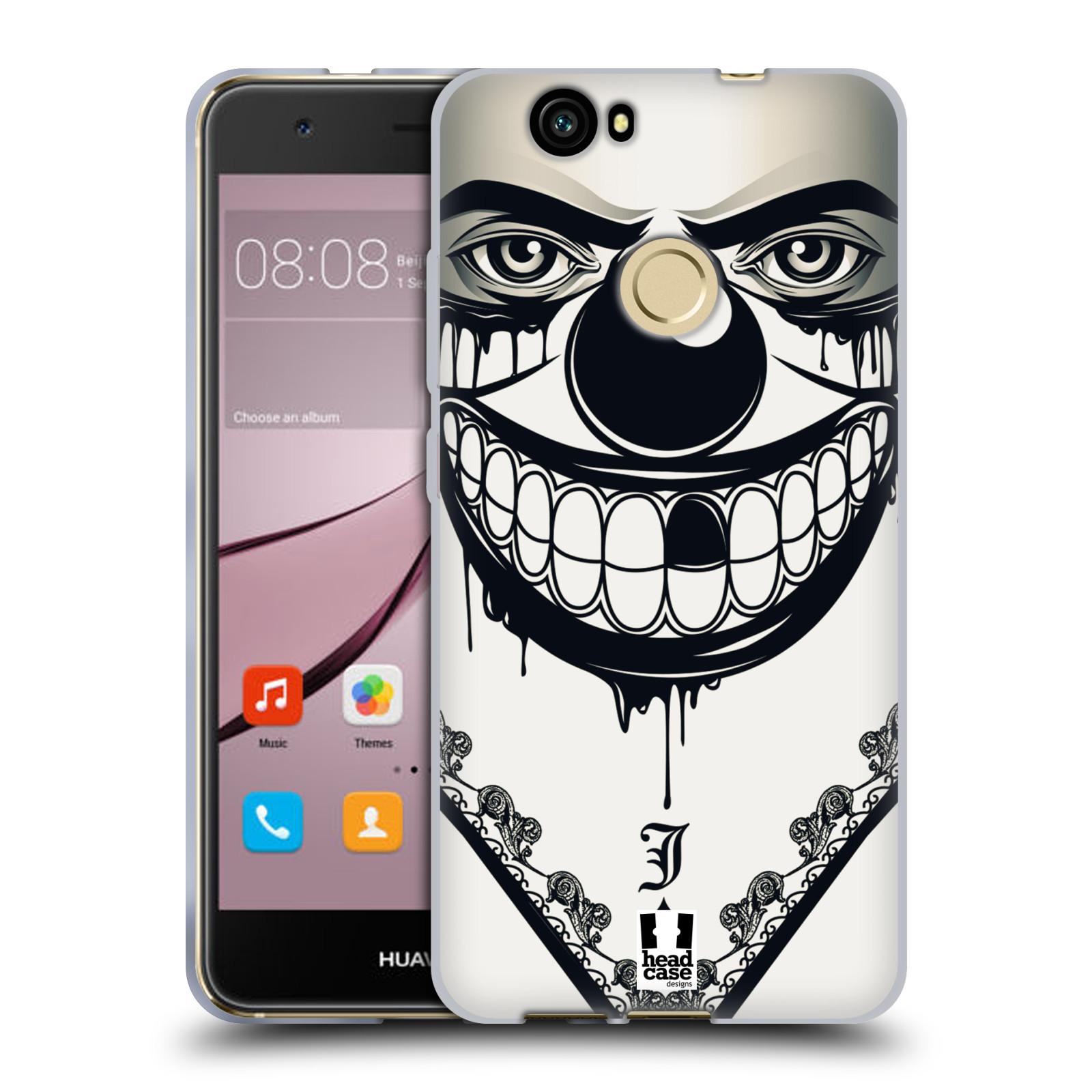Silikonové pouzdro na mobil Huawei Nova - Head Case - ZLEJ KLAUN