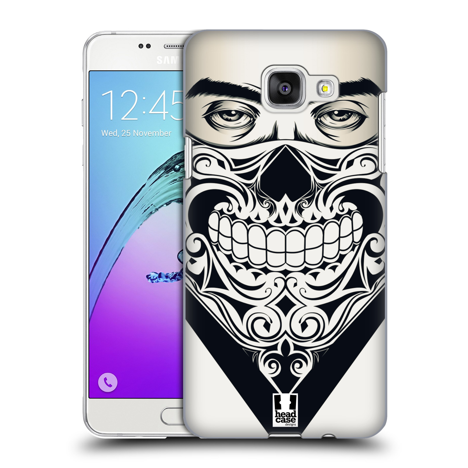 Plastové pouzdro na mobil Samsung Galaxy A5 (2016) HEAD CASE LEBKA BANDANA