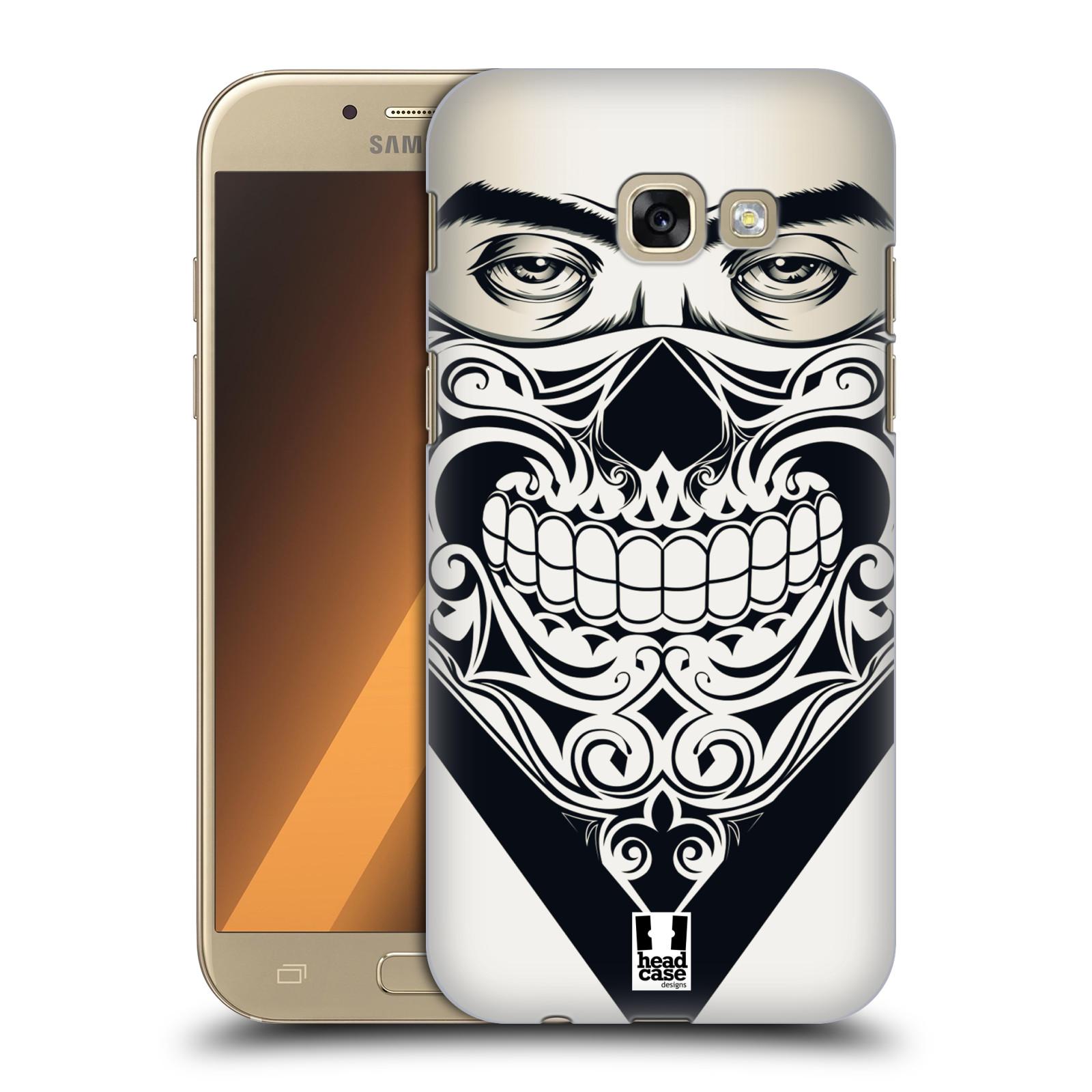 Plastové pouzdro na mobil Samsung Galaxy A5 (2017) HEAD CASE LEBKA BANDANA