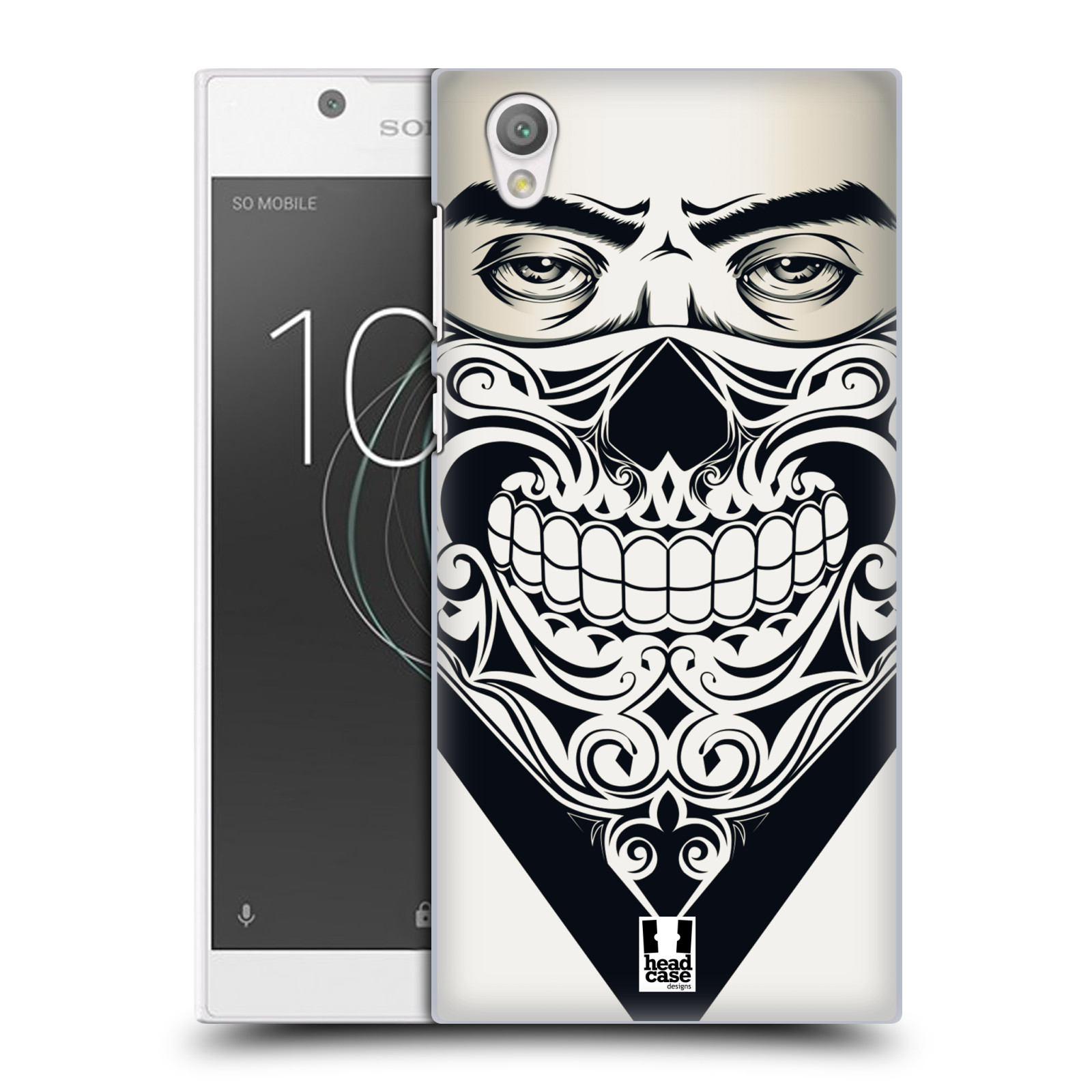 Plastové pouzdro na mobil Sony Xperia L1 - Head Case - LEBKA BANDANA